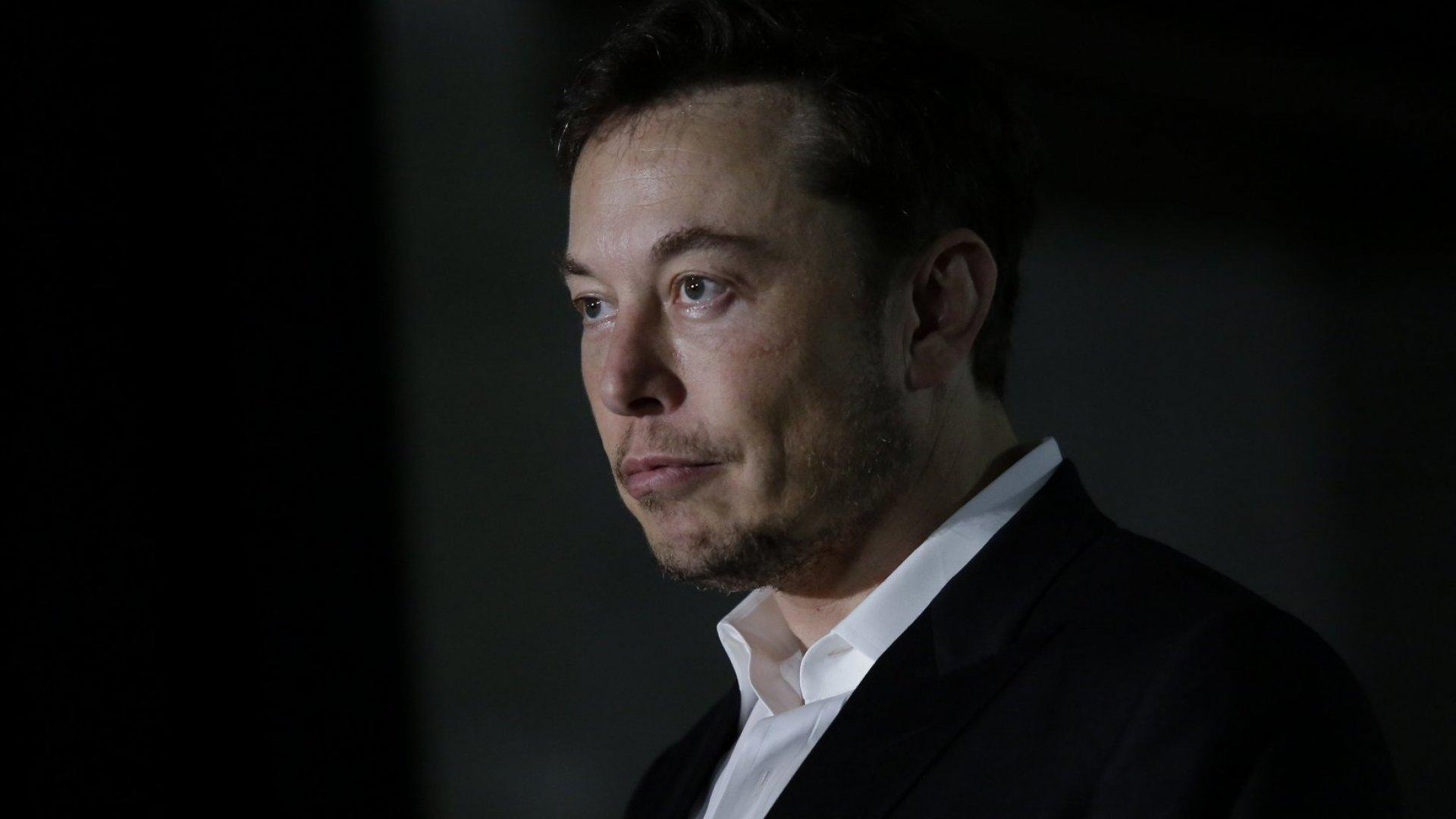 An Open Letter to Elon Musk