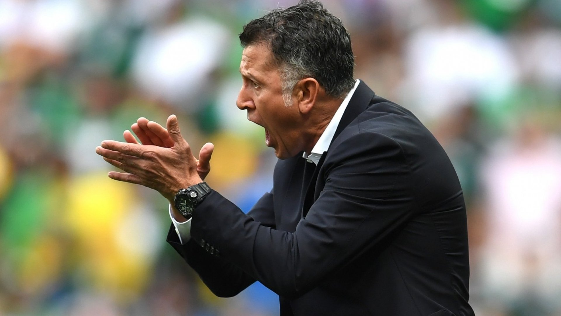 Need to Inspire Your Team During Challenging Times? Take This Advice From Mexico's Extraordinary World Cup Coach