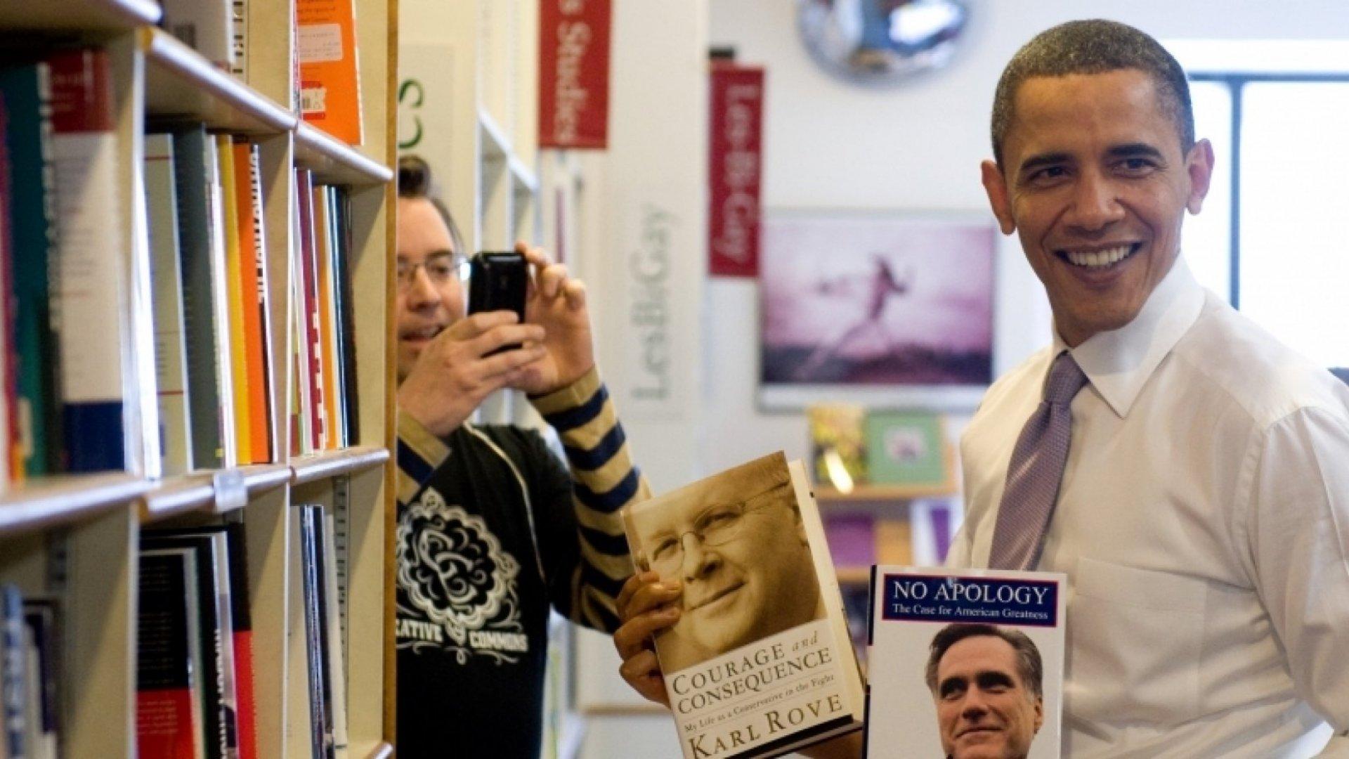 Obama's Picks For Best Novels of All Time