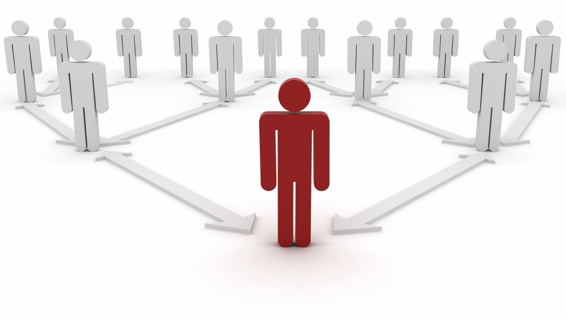 Who's Really Sitting at the Top of Every Organizational Chart