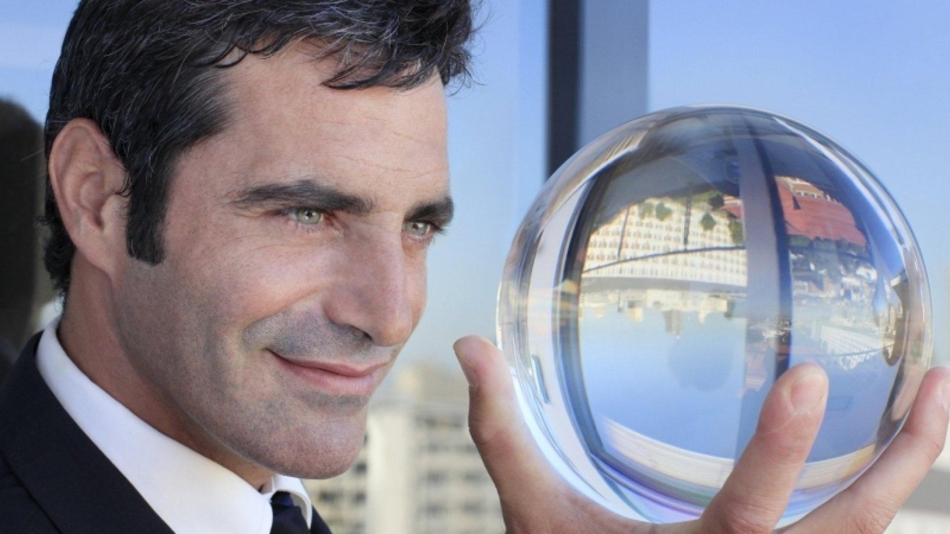 The Near-Term Future of Leadership