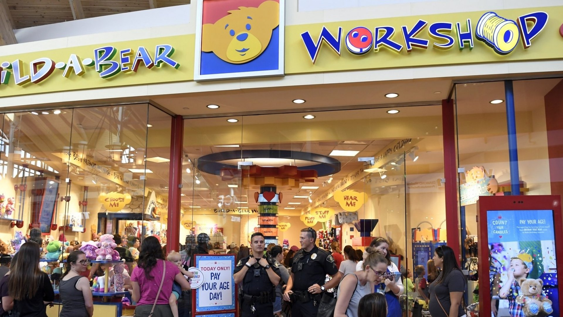 Build-a Bear Workshop Just Did Something So Crazy It Had to Shut It Down Almost Immediately (Yes, Customers Weren't Happy)
