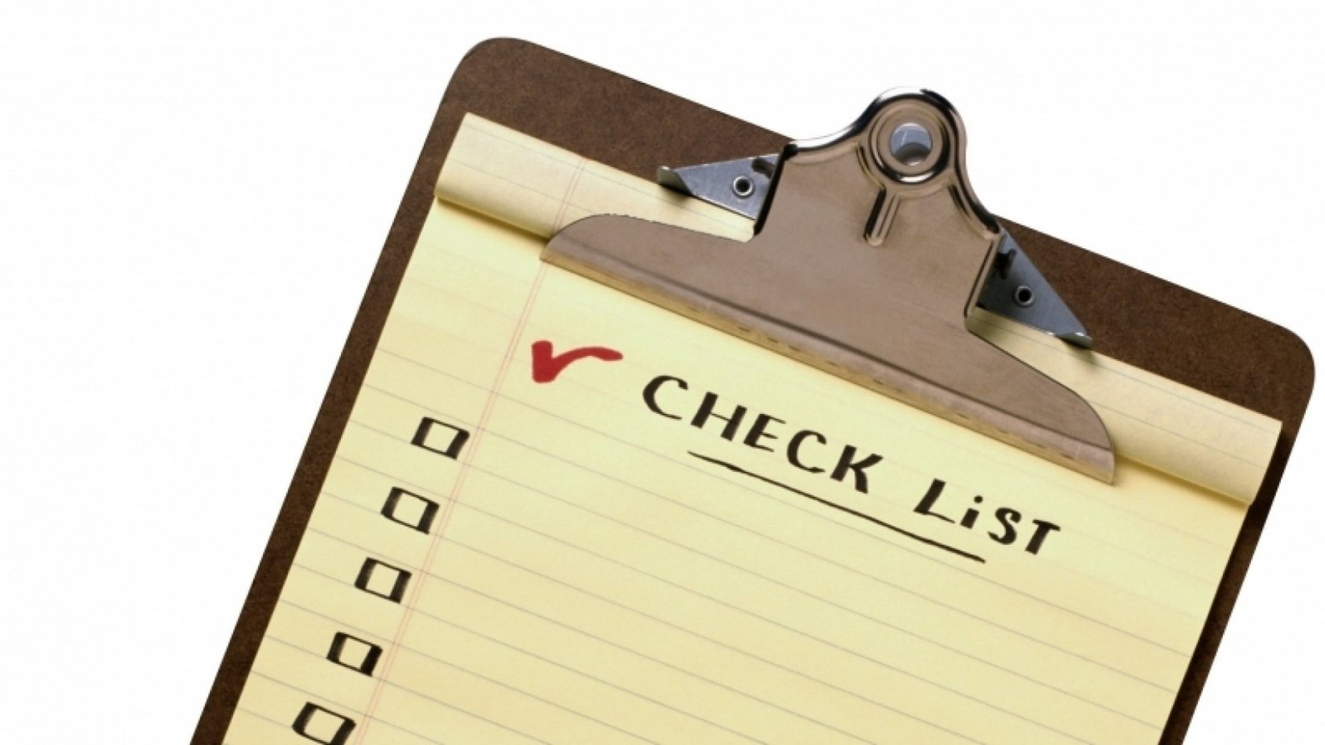 Here's Your Small-Business Marketing Checklist for 2016