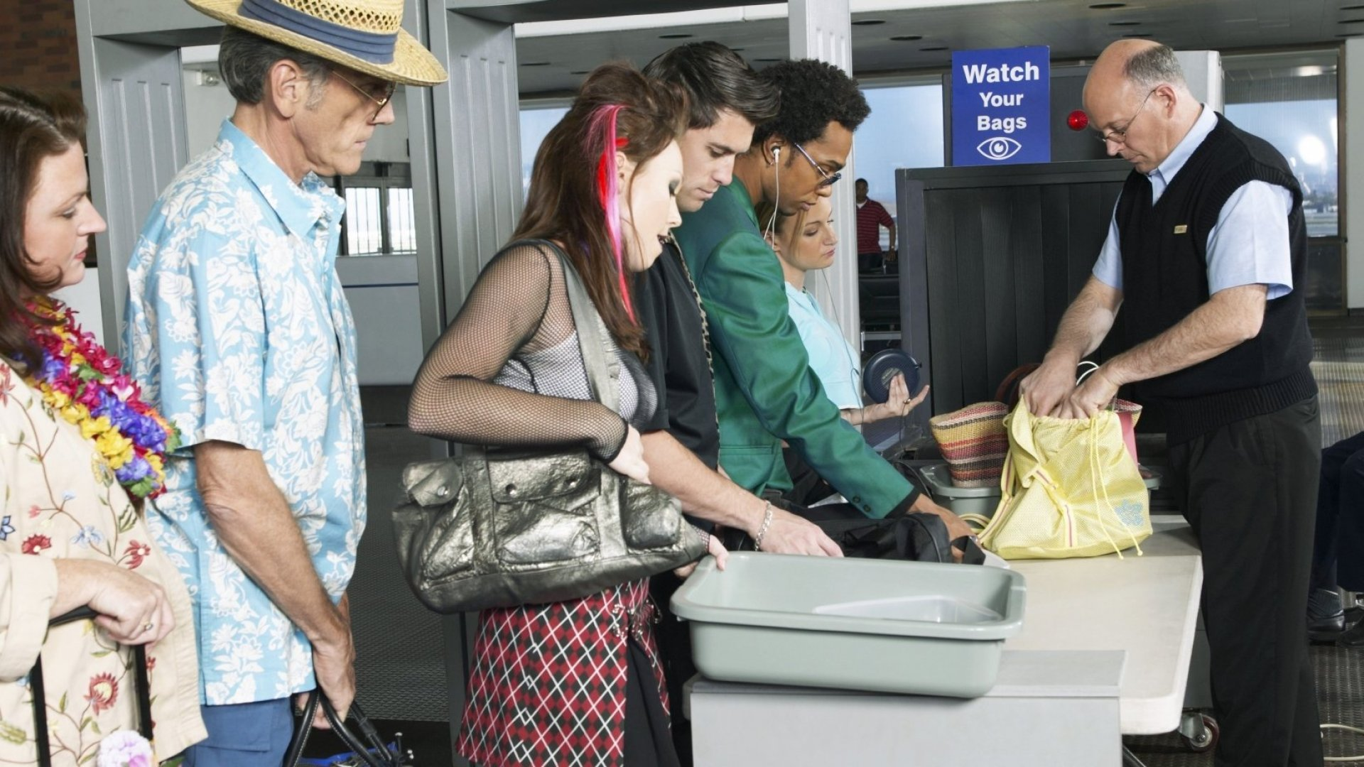 This One Small Change Could Make Air Travel Much Less Awful
