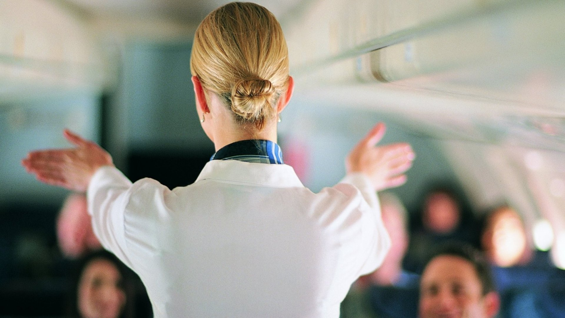 Is there sexism in the airline industry?