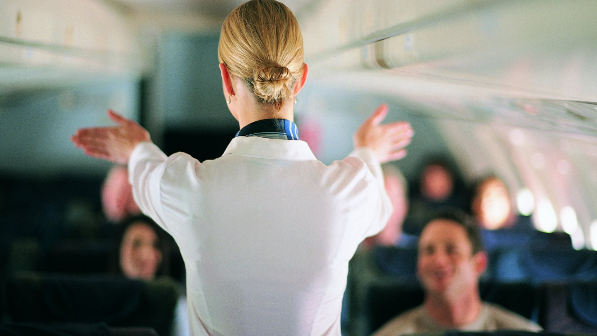 President Trump Just Signed a New Aviation Law. Flight Attendants Can Hardly Believe What's in It