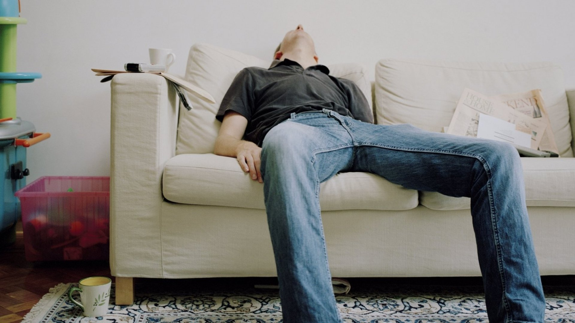 Want Success? Then Have a Lazy-Like Focus, Says This Stanford Psychologist