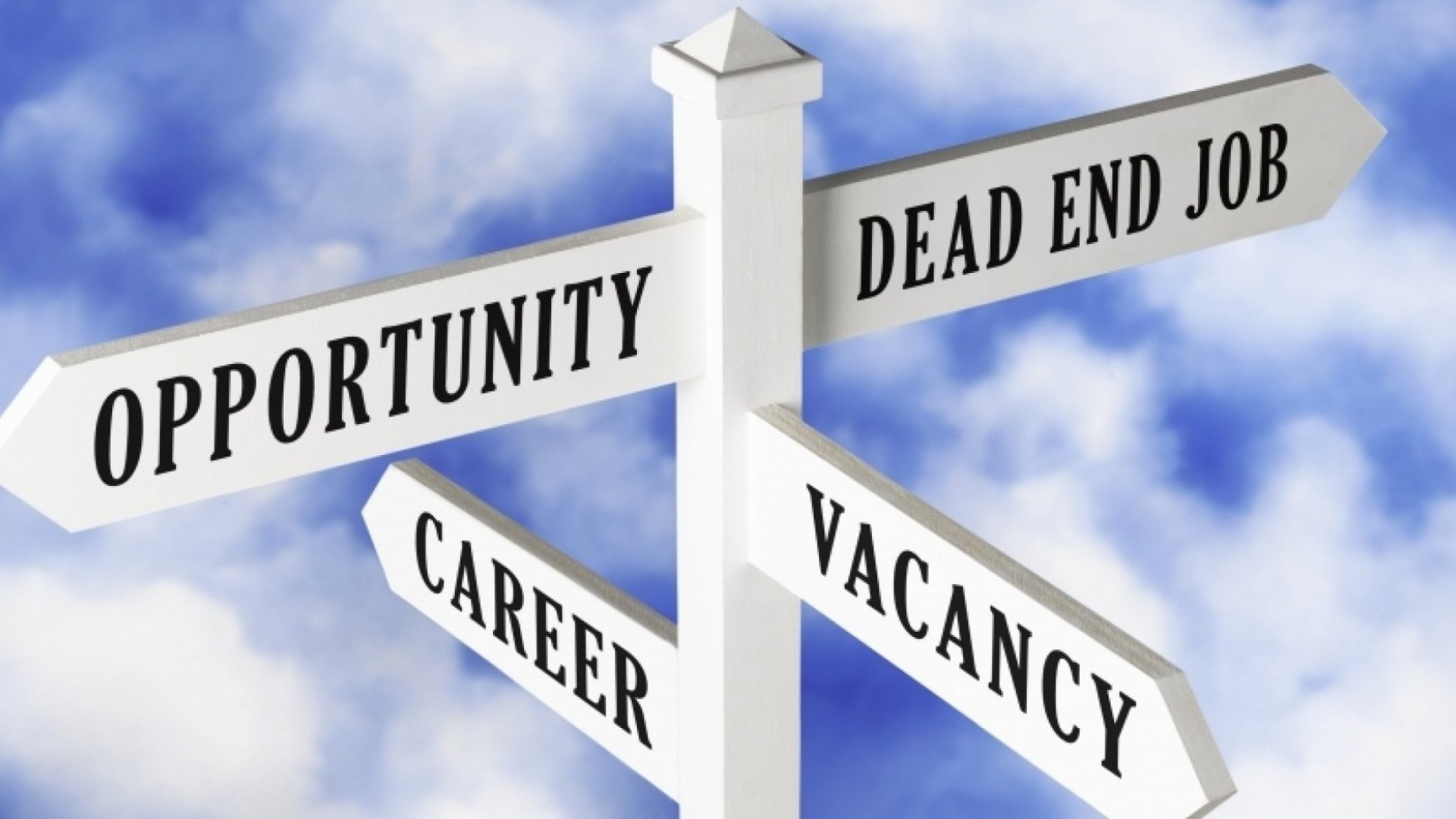7 Signs You're in a Dead End Job