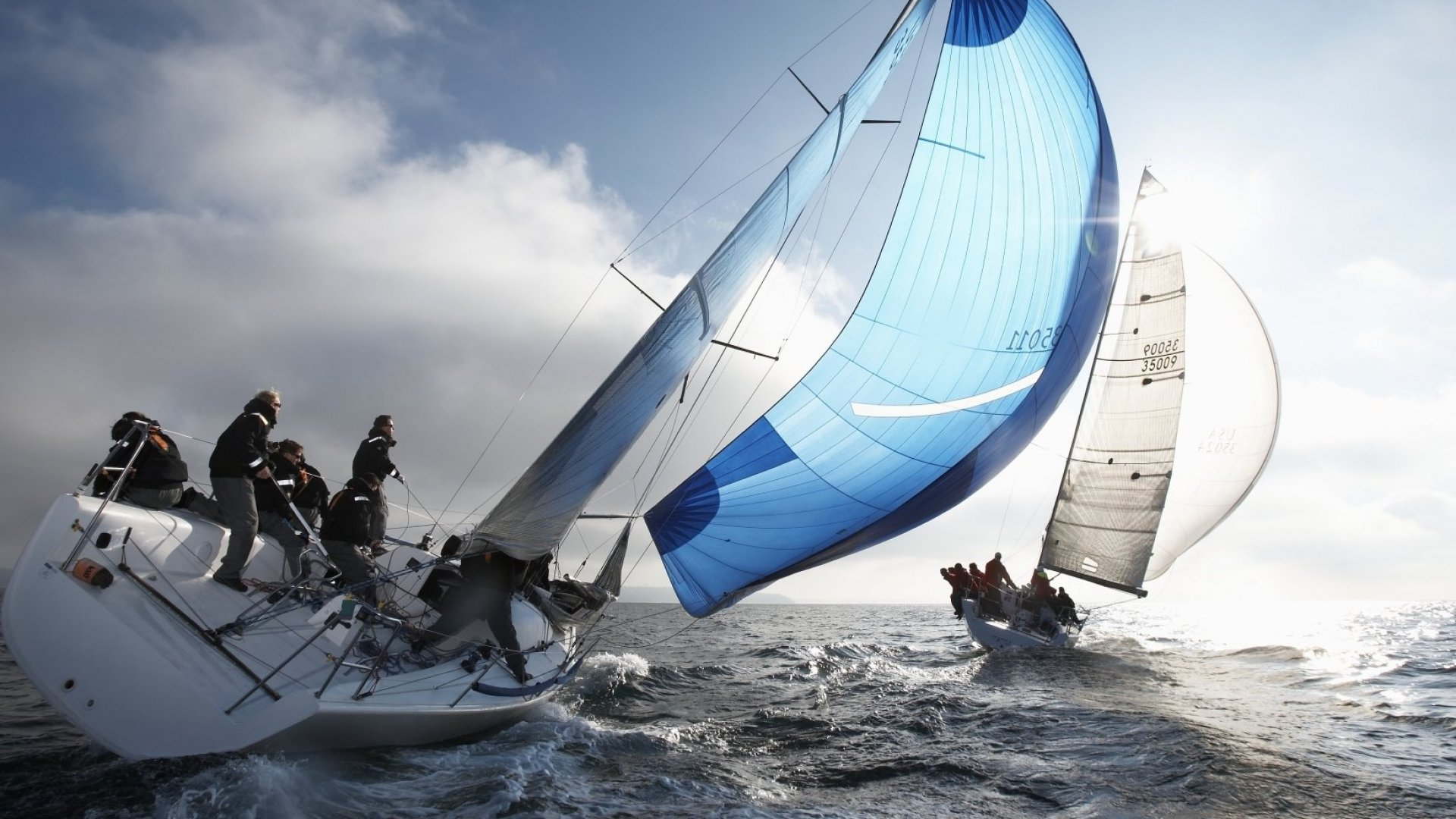 How Sailing Inspired This Founder to Build a Billion-Dollar Company