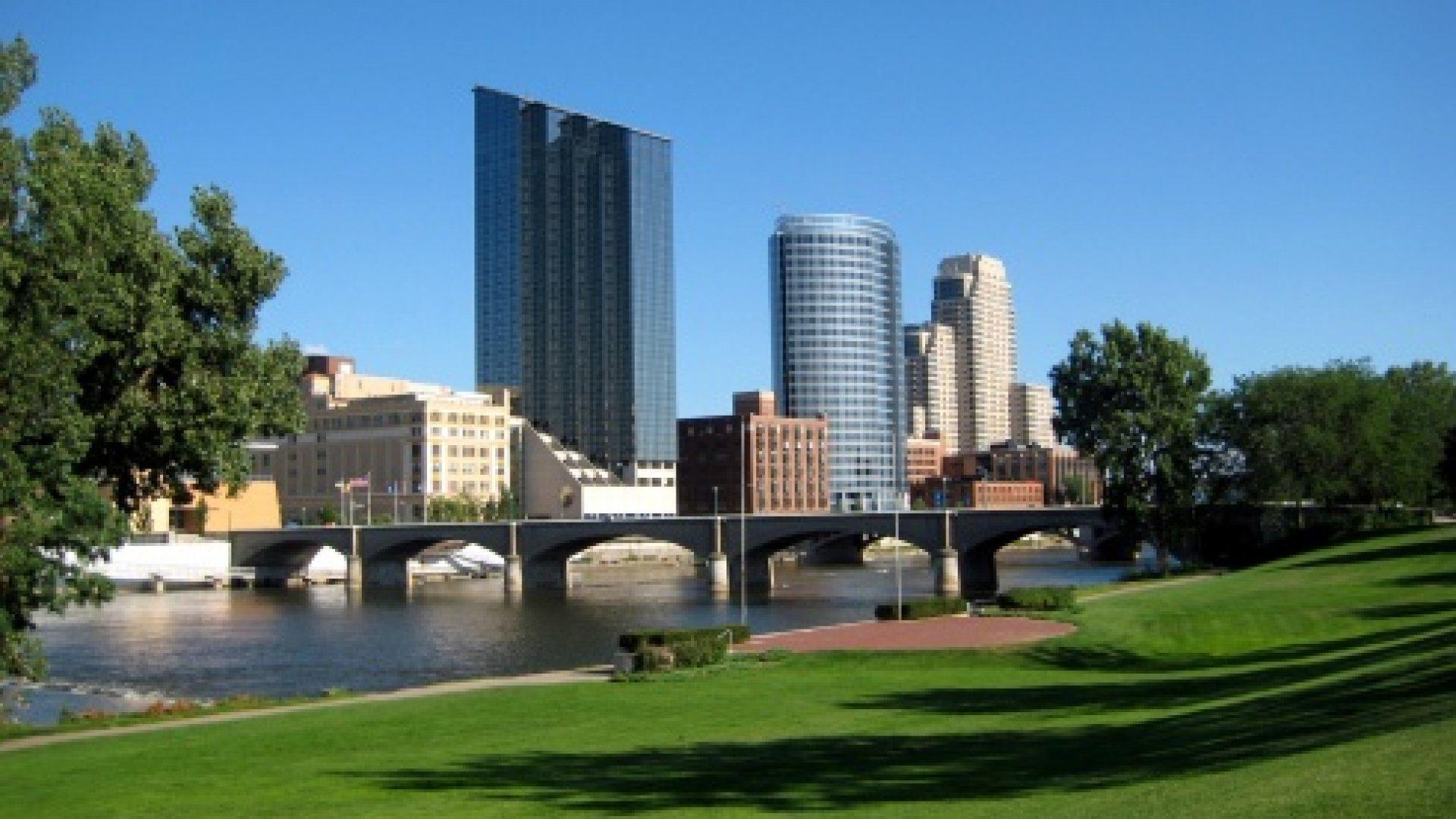 Growing a Billion-Dollar Business in Michigan