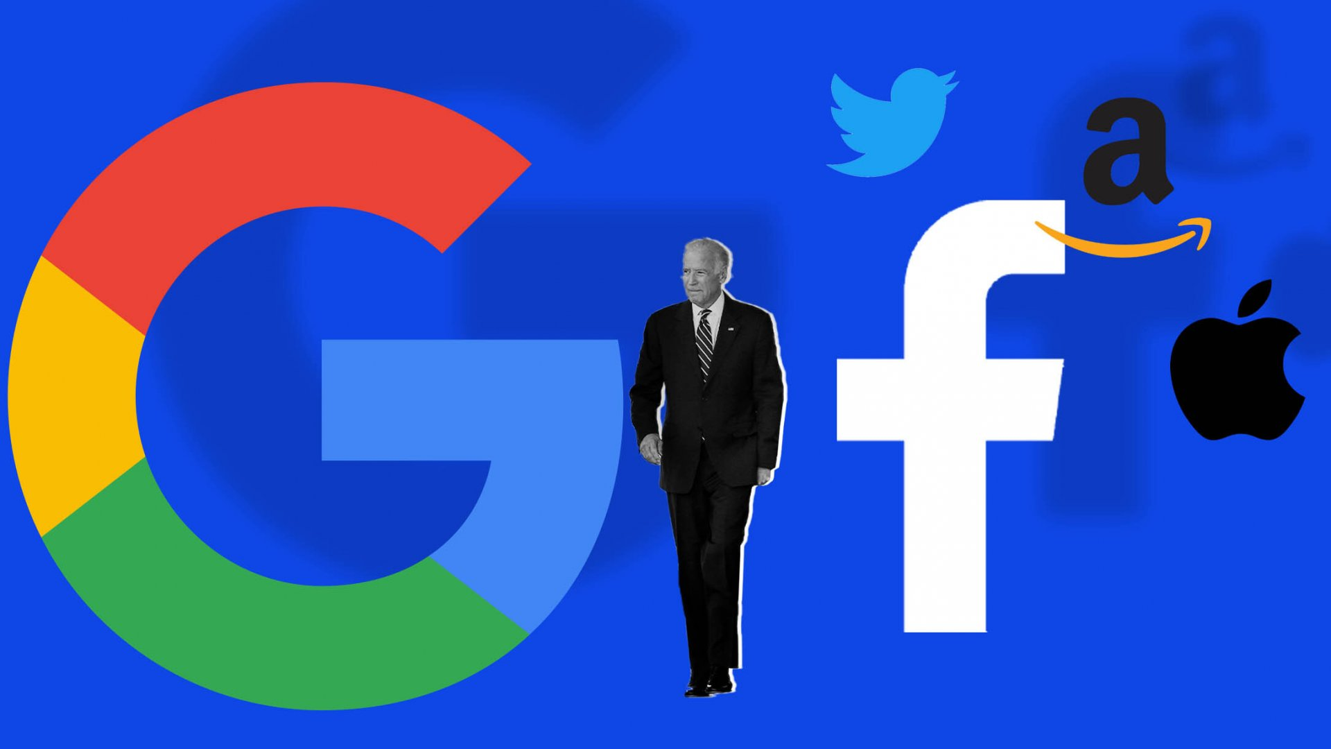 Would Joe Biden Bust Up Big Tech?