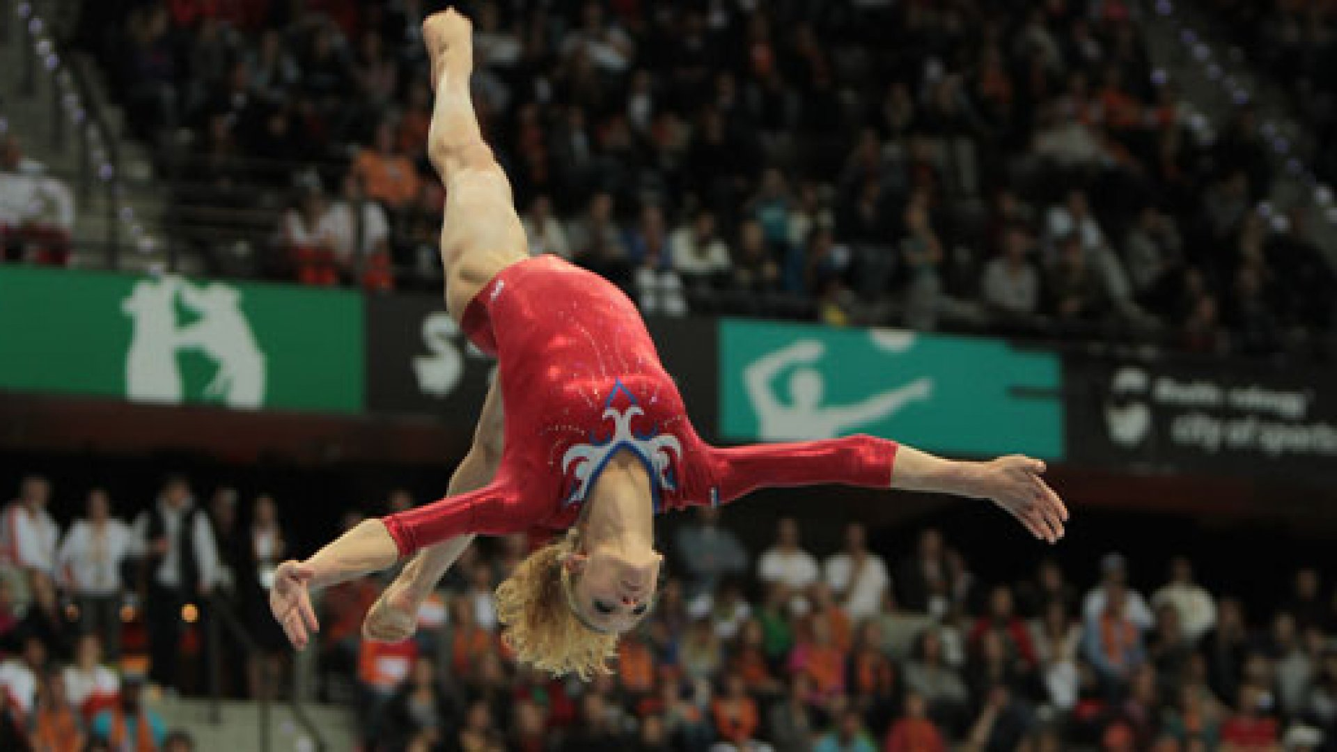 Based in Reading, Pennsylvania, GK Elite designs and manufactures gymnastics leotards for a dozen of countries.