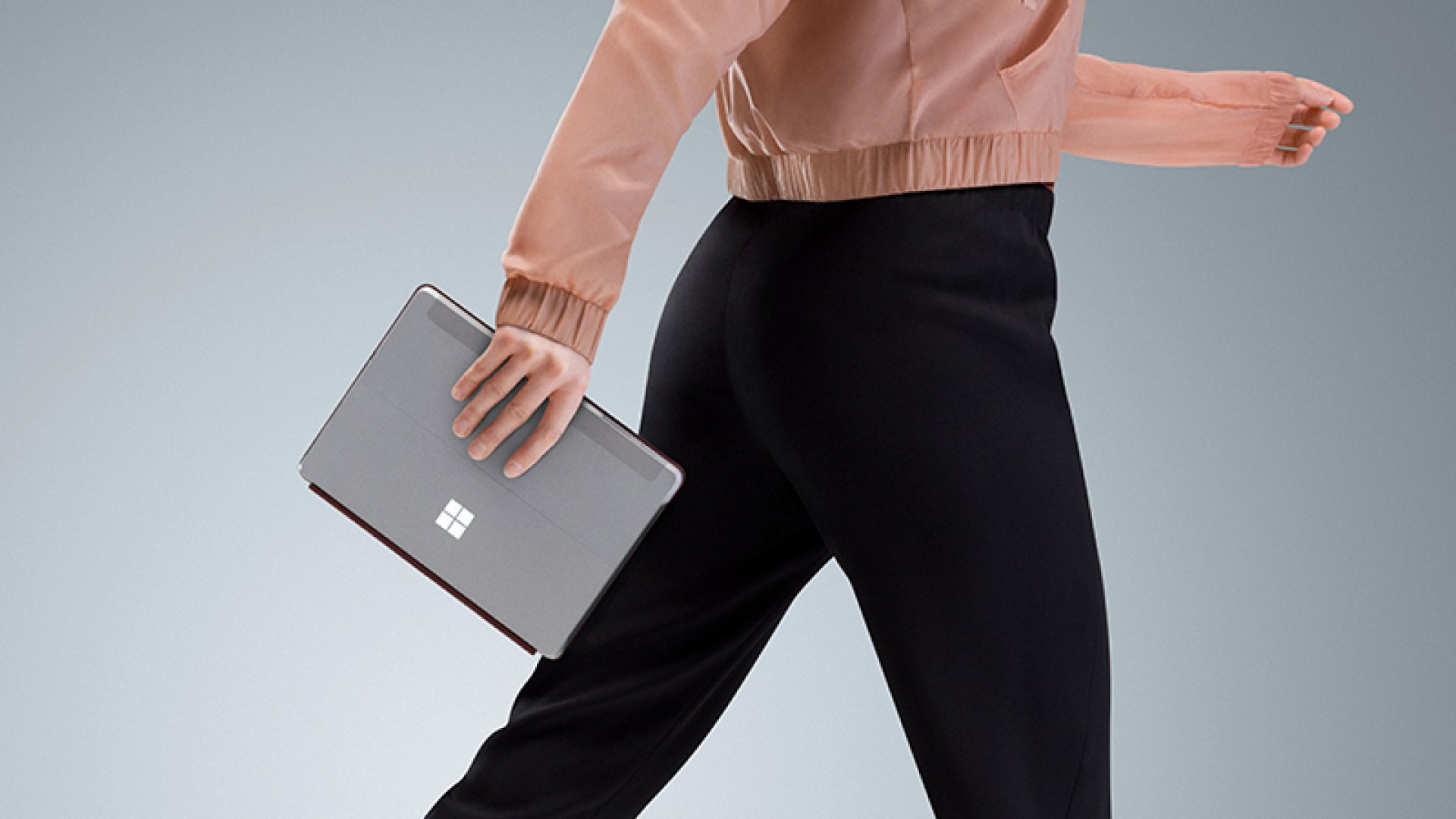 Microsoft is serious this time about taking on the Apple iPad.