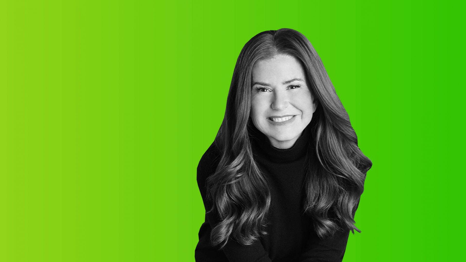Kara Goldin, CEO of Hint Water.
