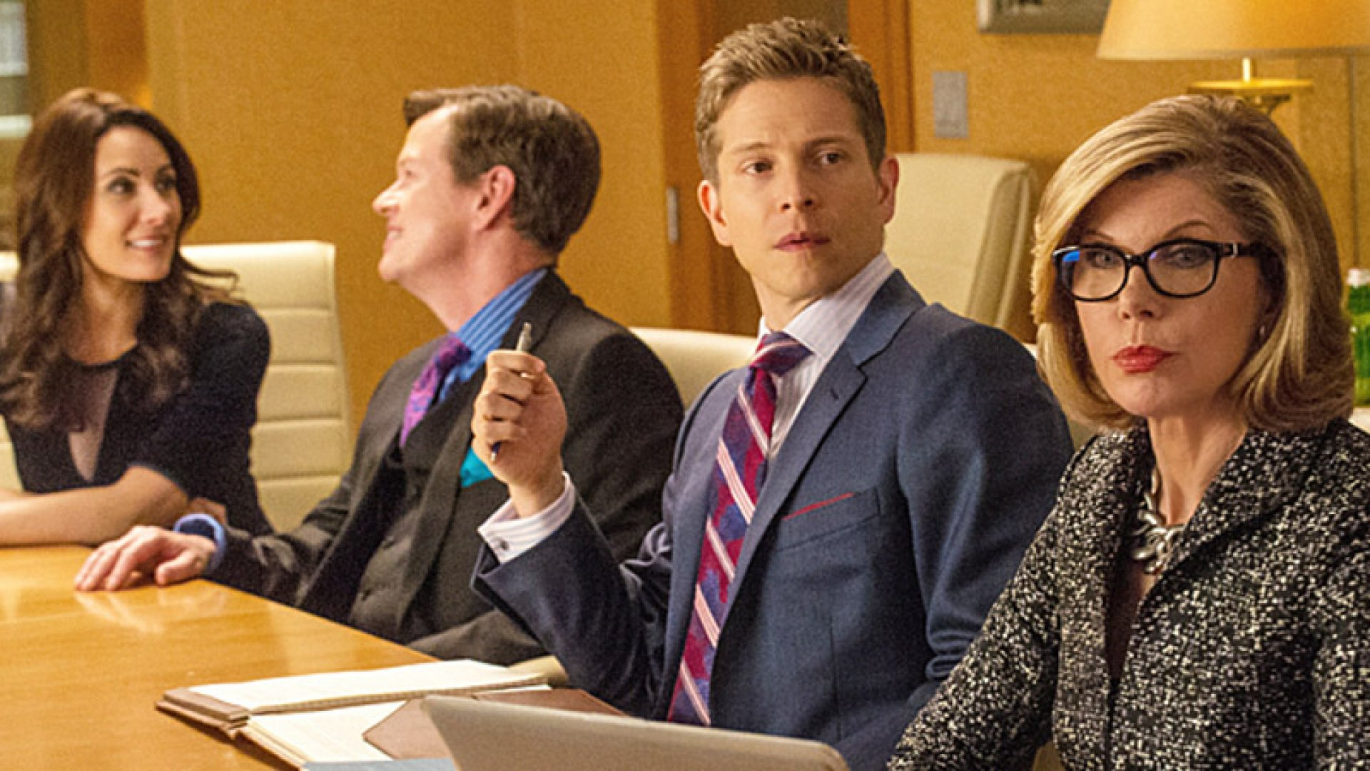 The Good Wife: The Dirty Compromises of Asking for Money