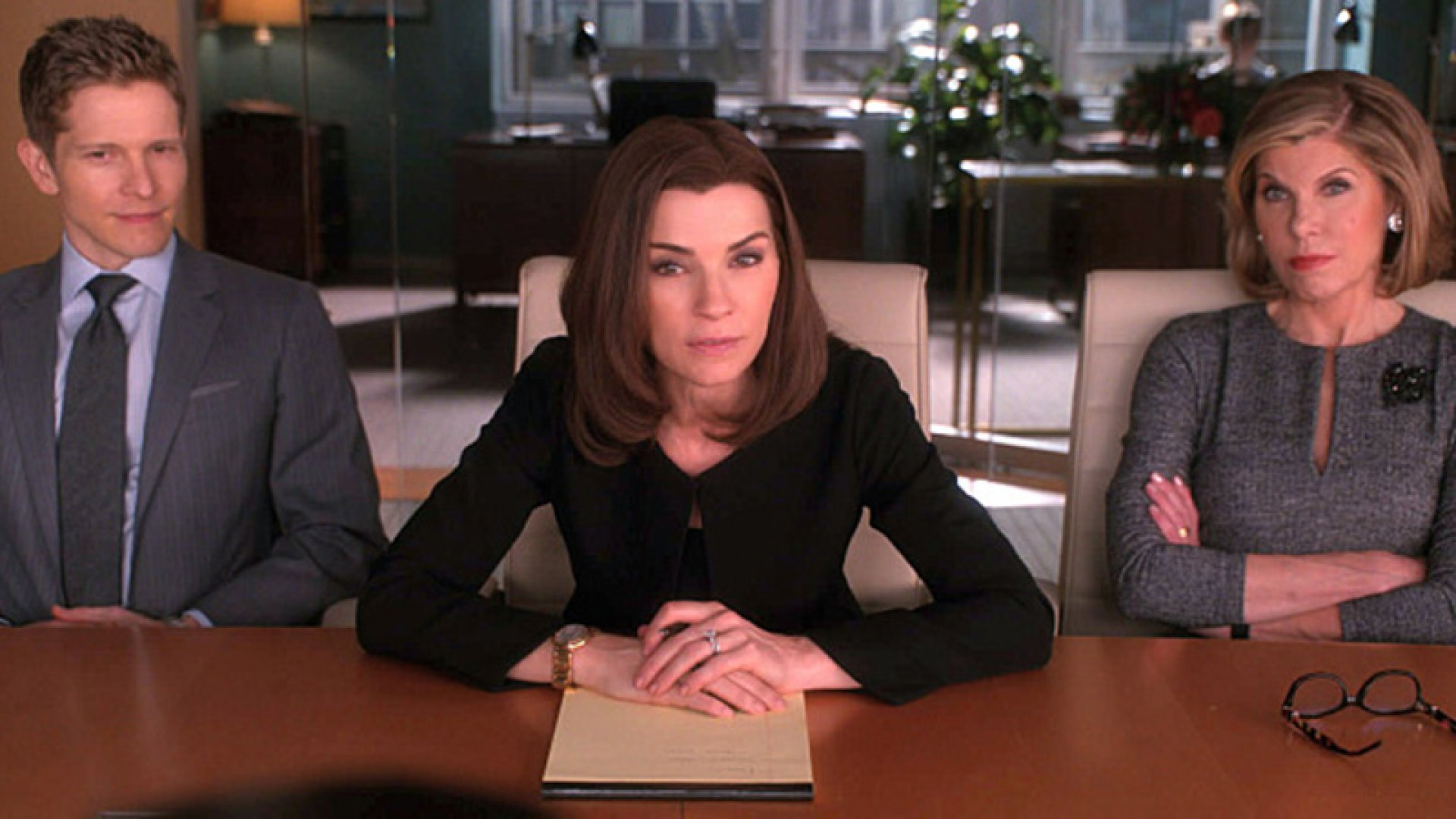 The Good Wife: How to Keep Your Focus