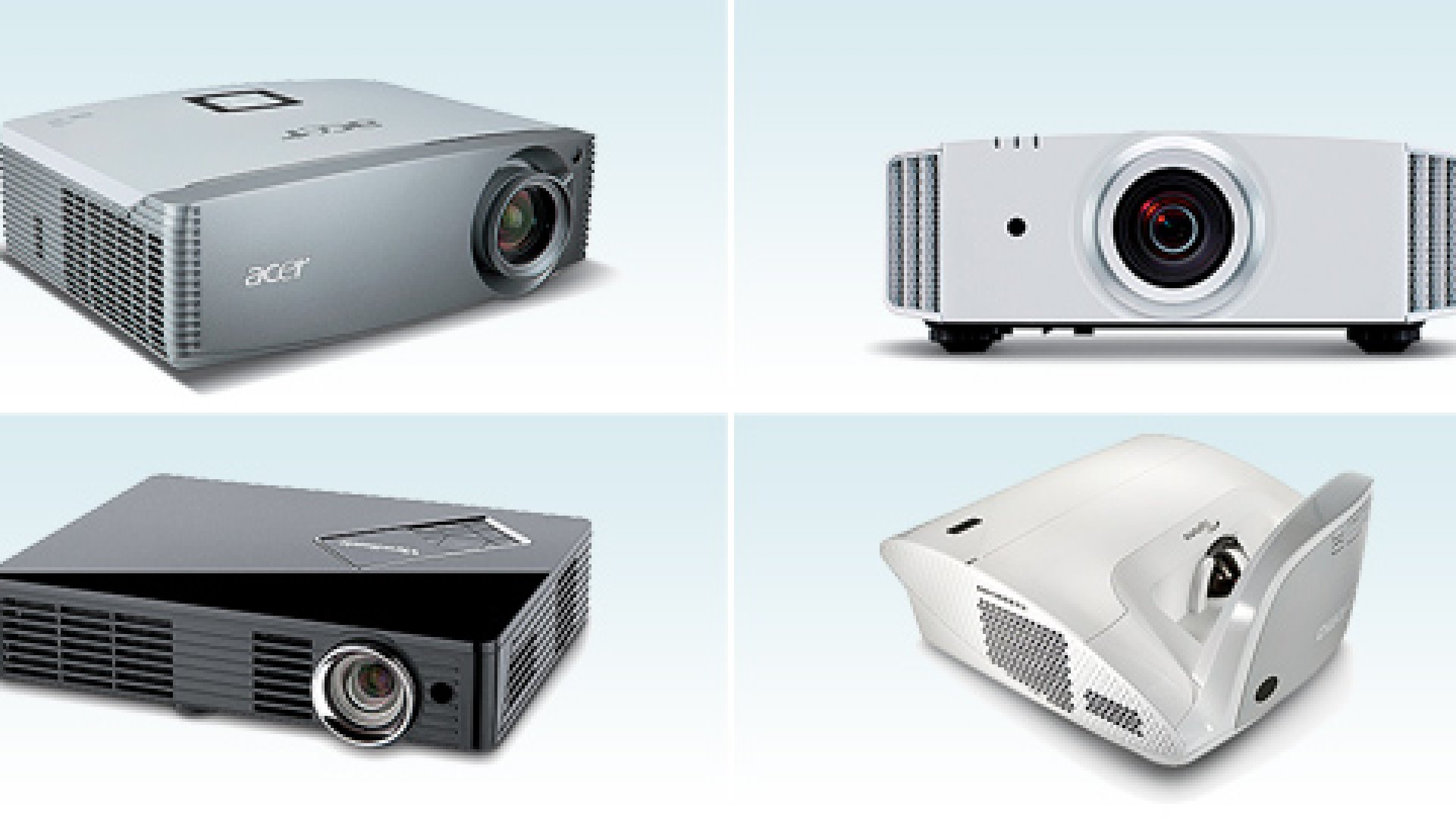 4 Great 3-D Projectors