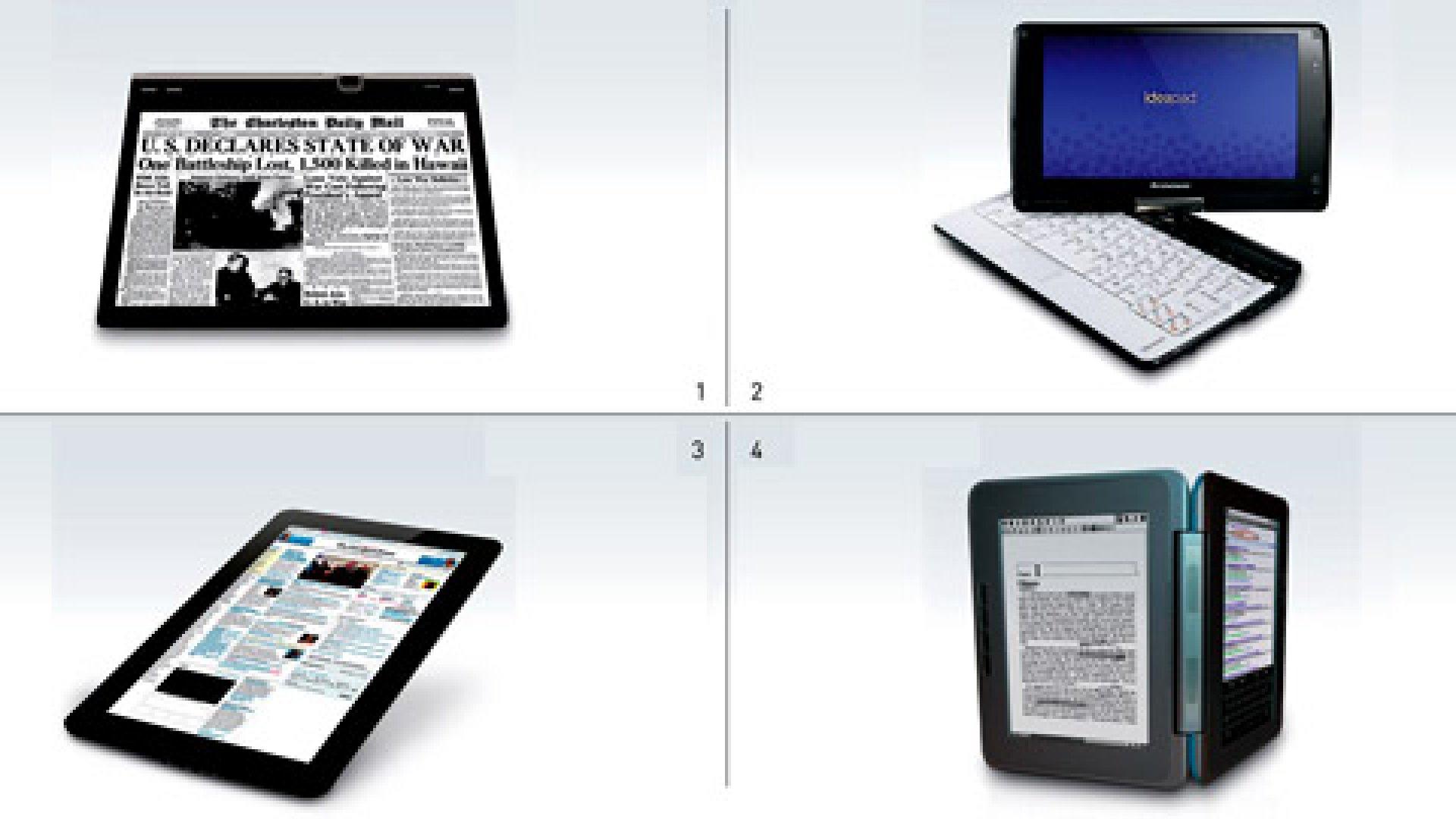 Meet the iPad's Rivals