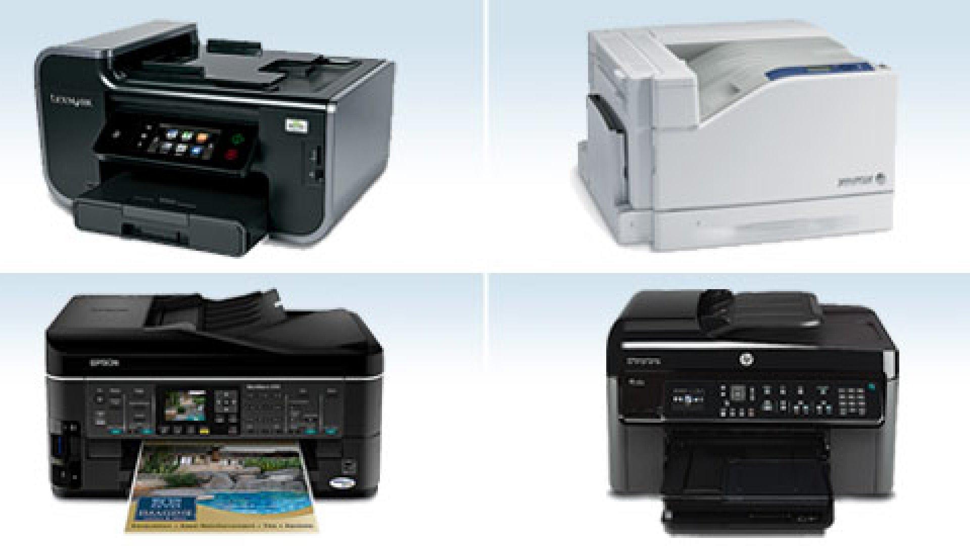 4 New Web-Based Printers