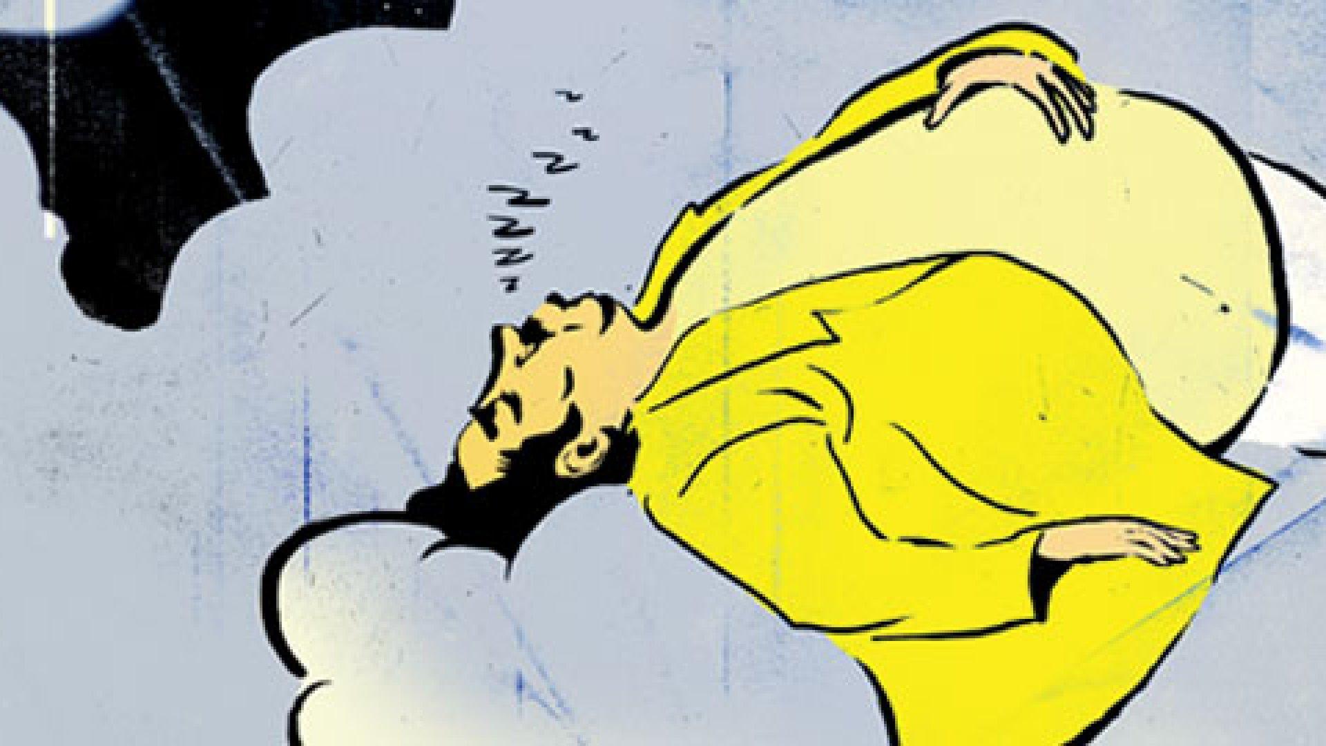 Sleep Tight -- Even in Flight