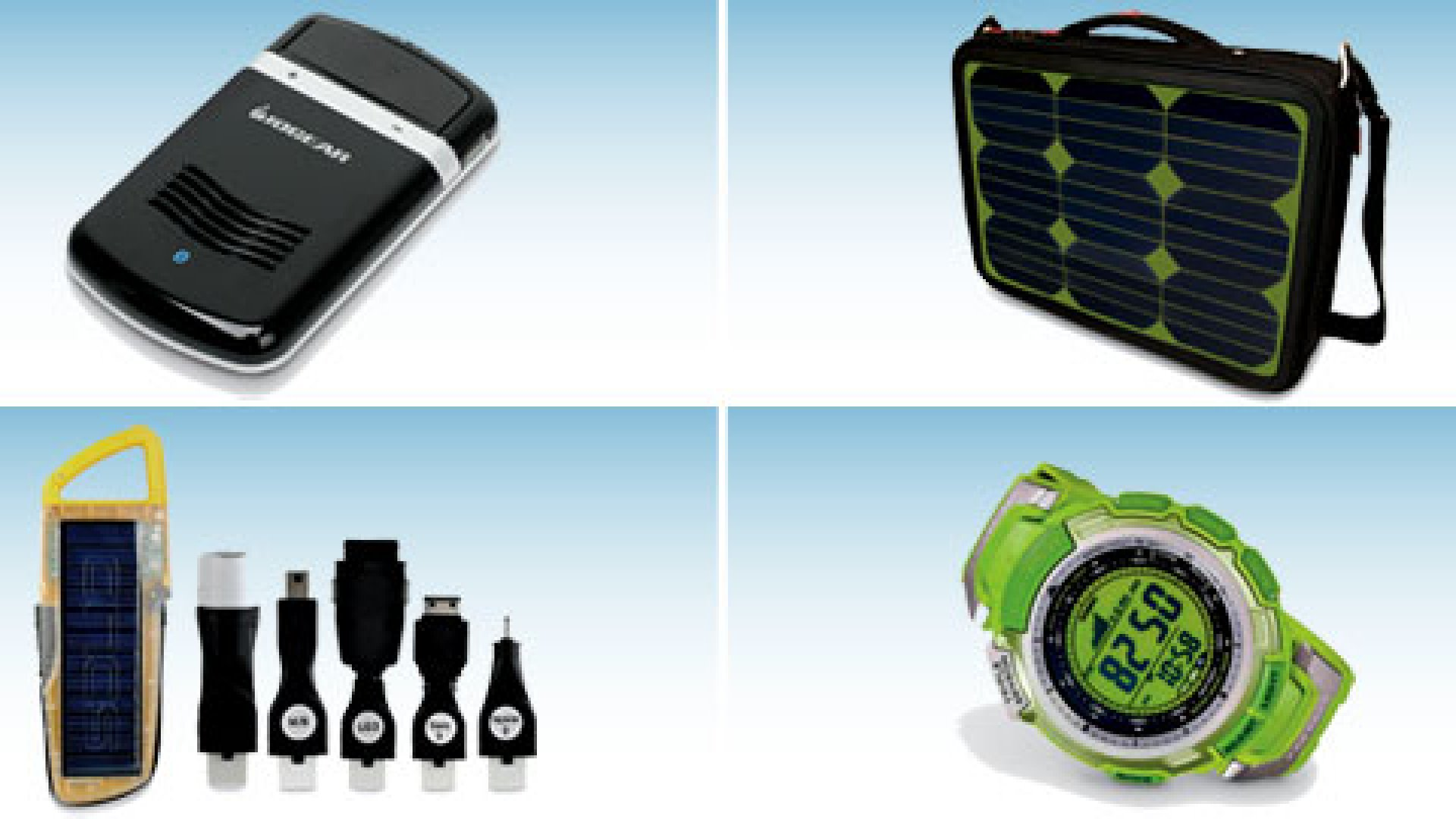 The Best Solar Gadgets for Road Warriors