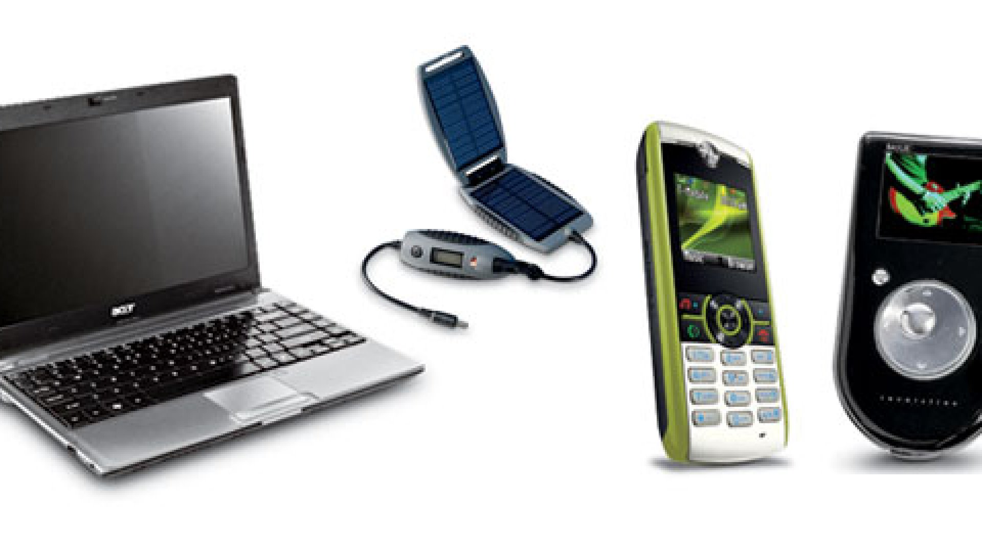 Green Technology Gadgets