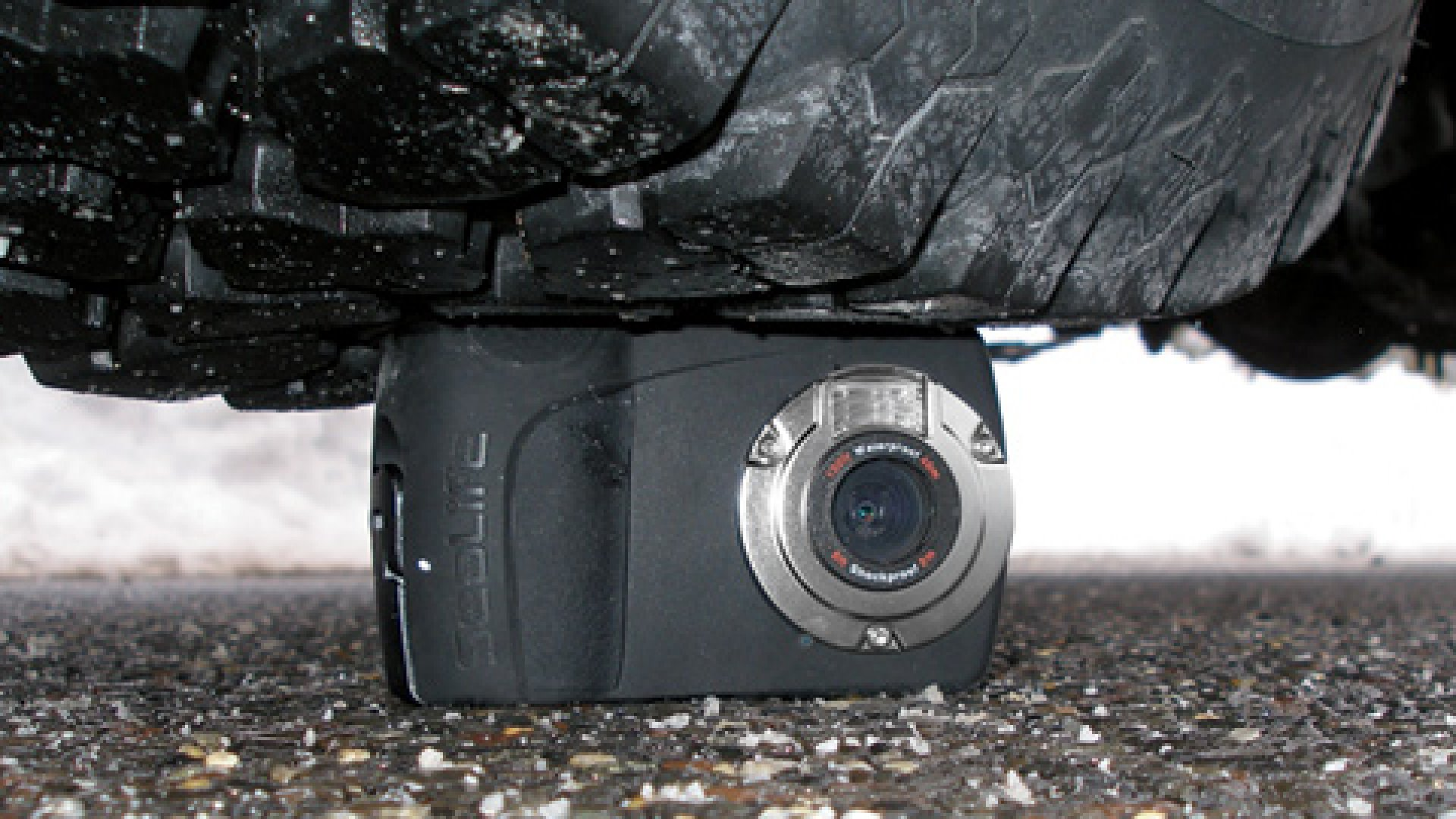The SeaLife Mini II camera