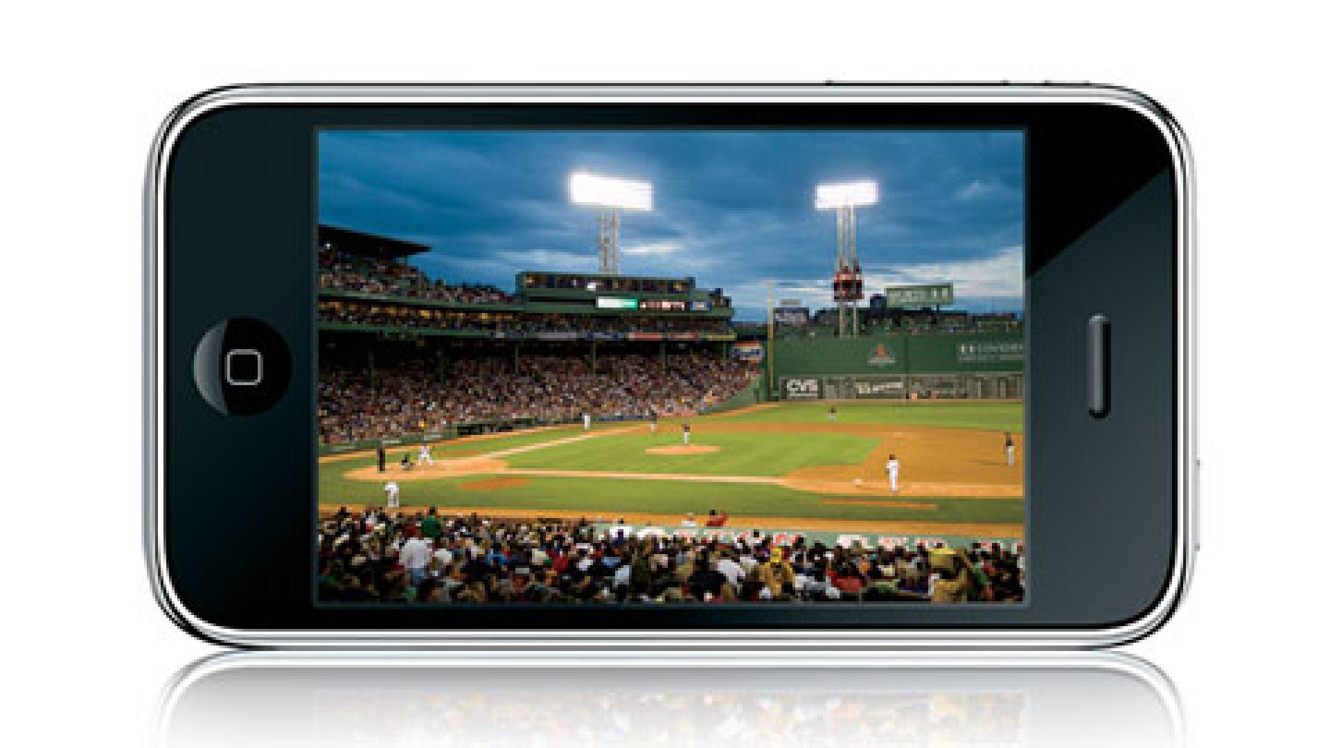 Baseball on your Smartphone