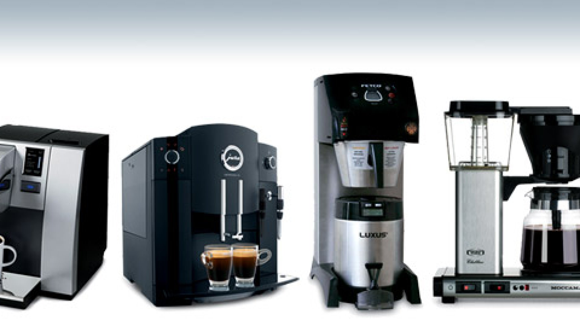 Four Great Office Coffeemakers