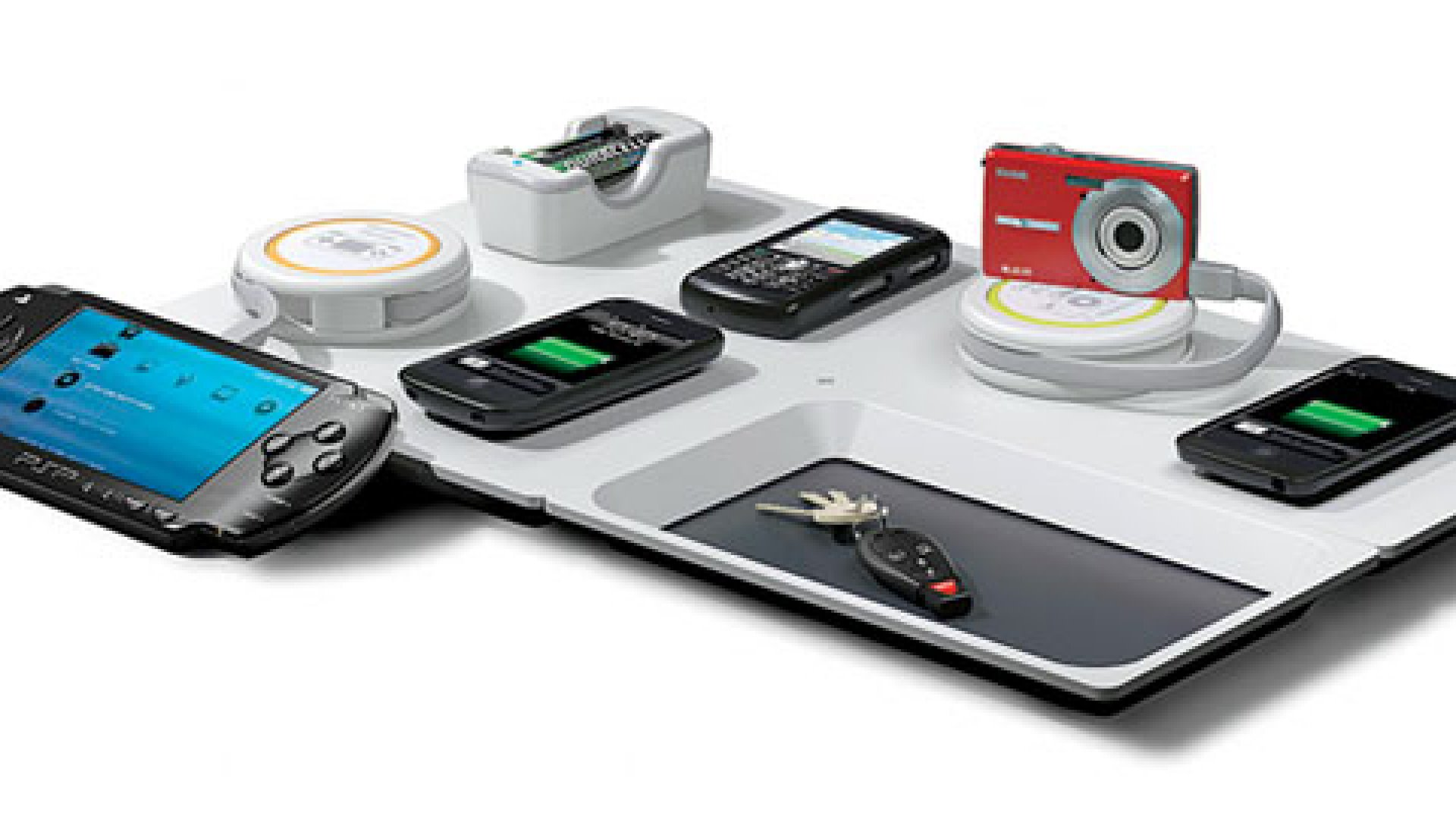 Power Plays: Cool Cordless Chargers