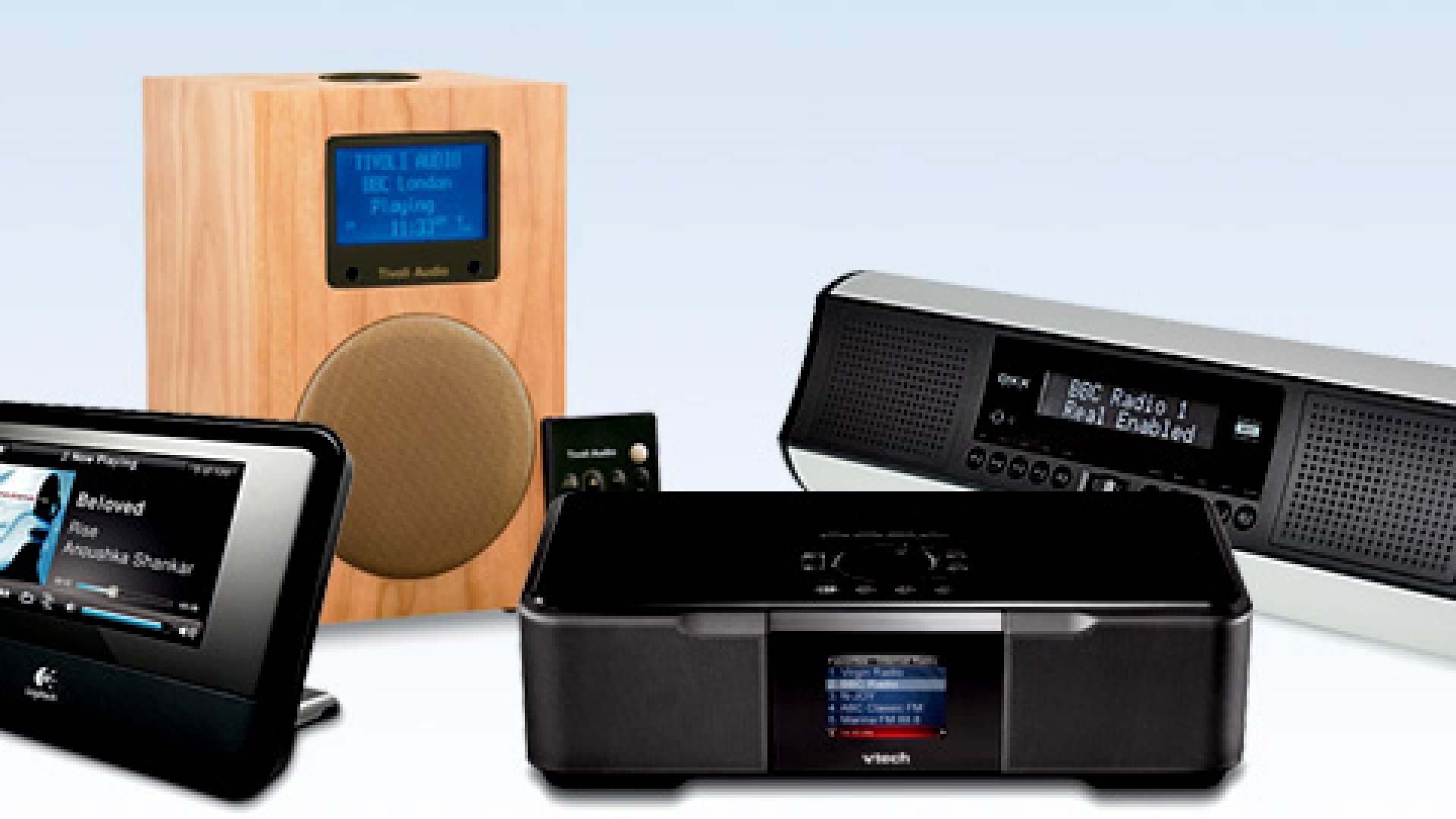 The Best New Wi-Fi Radios