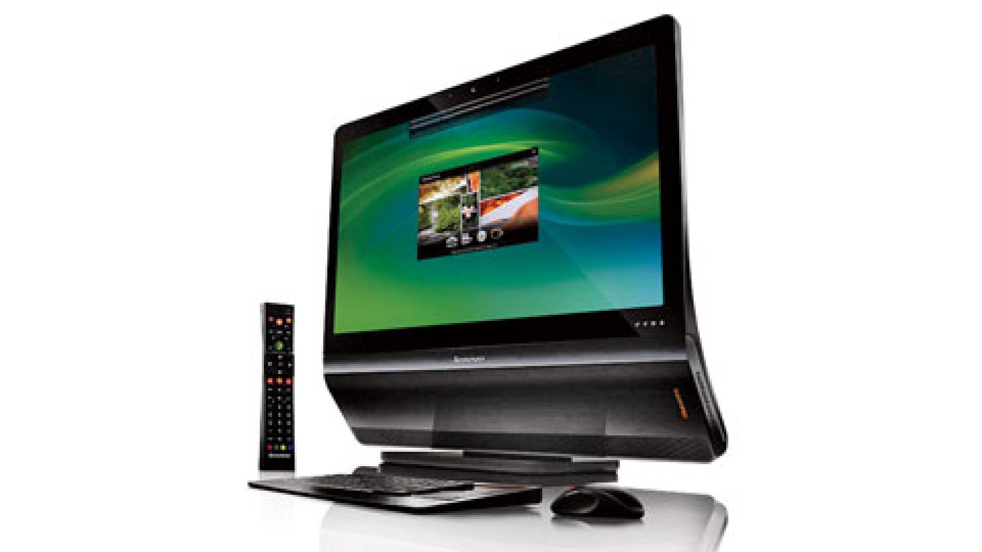Lenovo IdeaCentre: Computer, TV, or Wii?