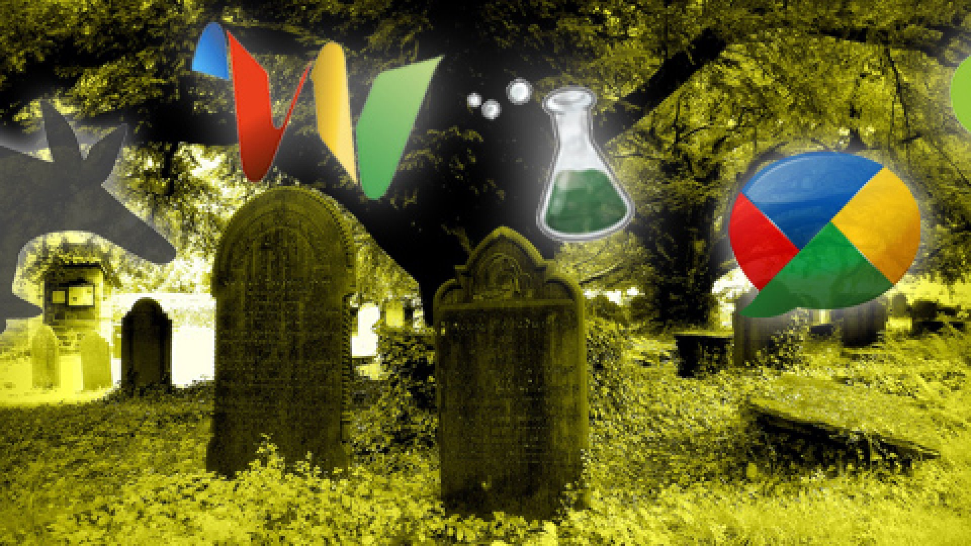 Tiptoeing Past the Google Graveyard
