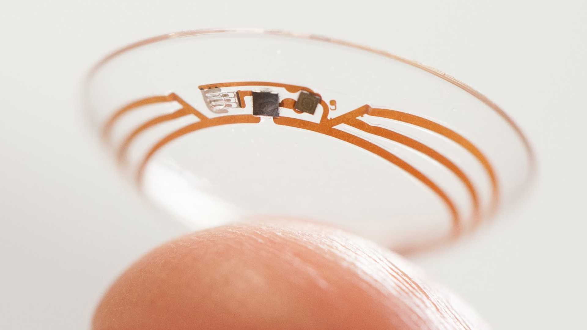 With Google's 'Smart' Contact Lenses, the Internet of Tiny Things Has Arrived