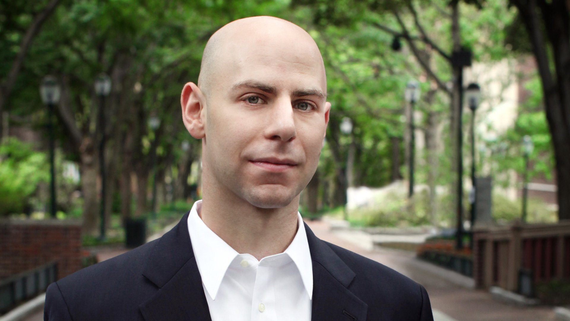 Author Adam Grant.