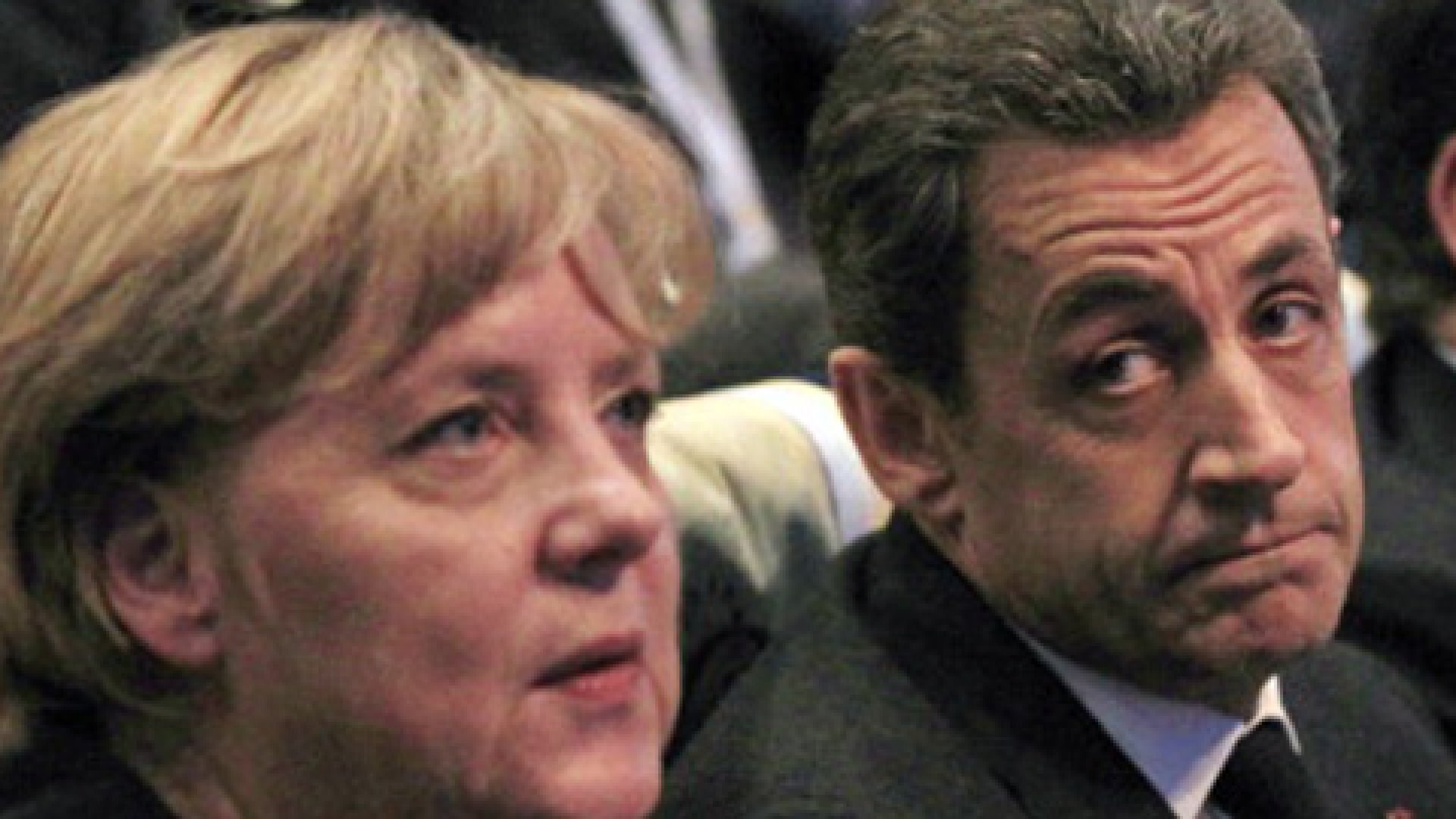 Your business environment will depend a lot on how German chancellor Merkel and French President Sarkozy play their cards in 2012