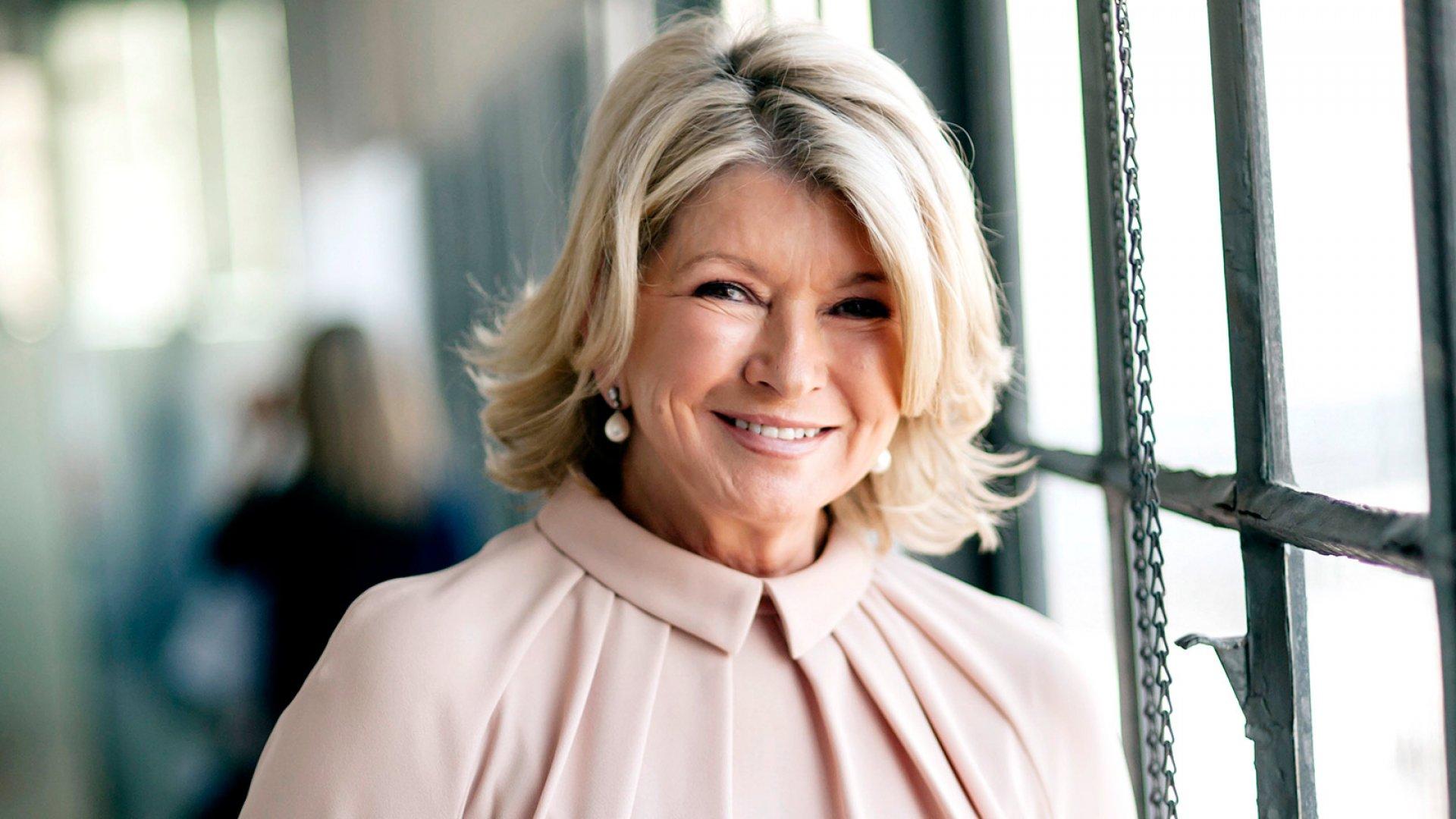 Martha Stewart Unloads on Millennials: Here's What She Said(and Why)