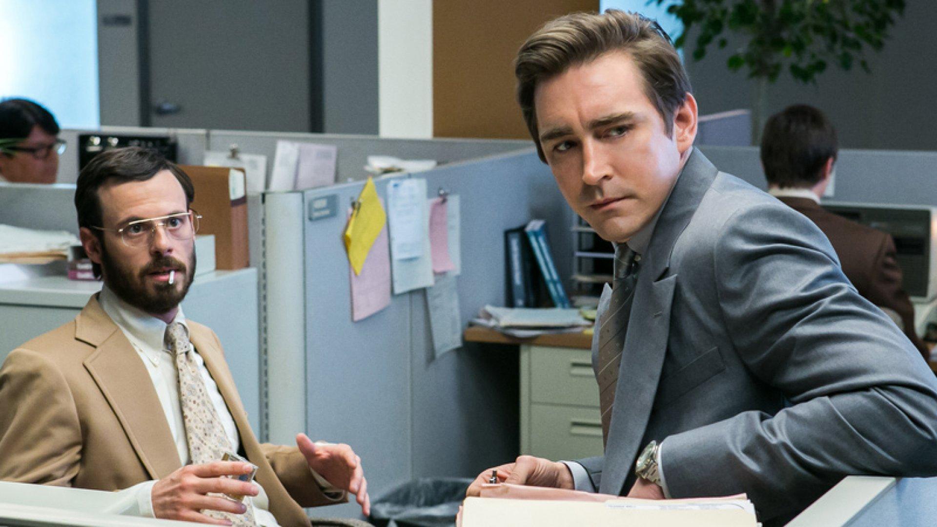 Tech War: AMC's New Show Reveals the Scrappy Roots of PCs