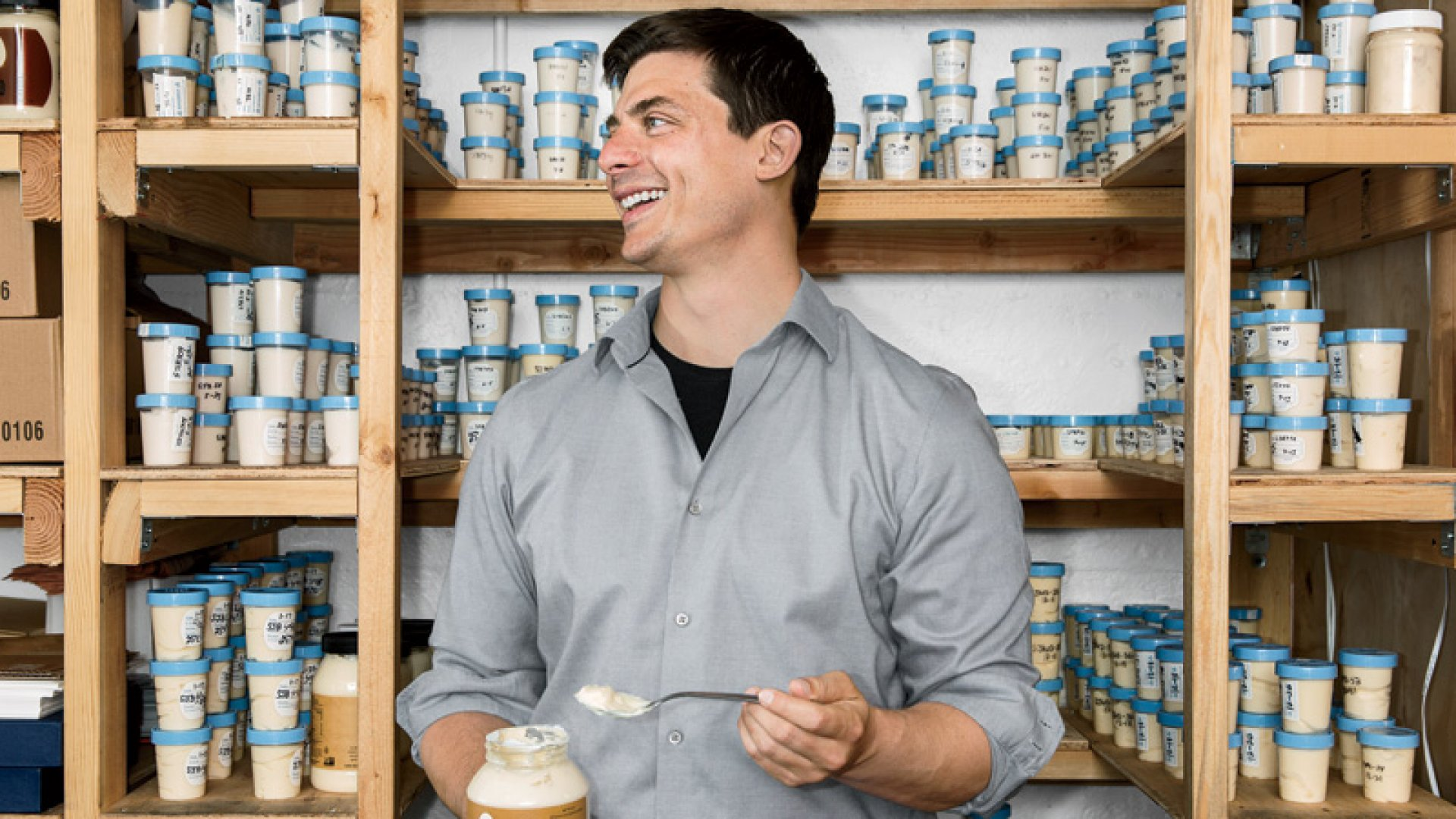 Josh Tetrick founded Hampton Creek Foods with his childhood buddy Josh Balk in 2011, with the goal of creating a cheaper, healthier, more earth-friendly egg alternative that could help cut down on factory farming.