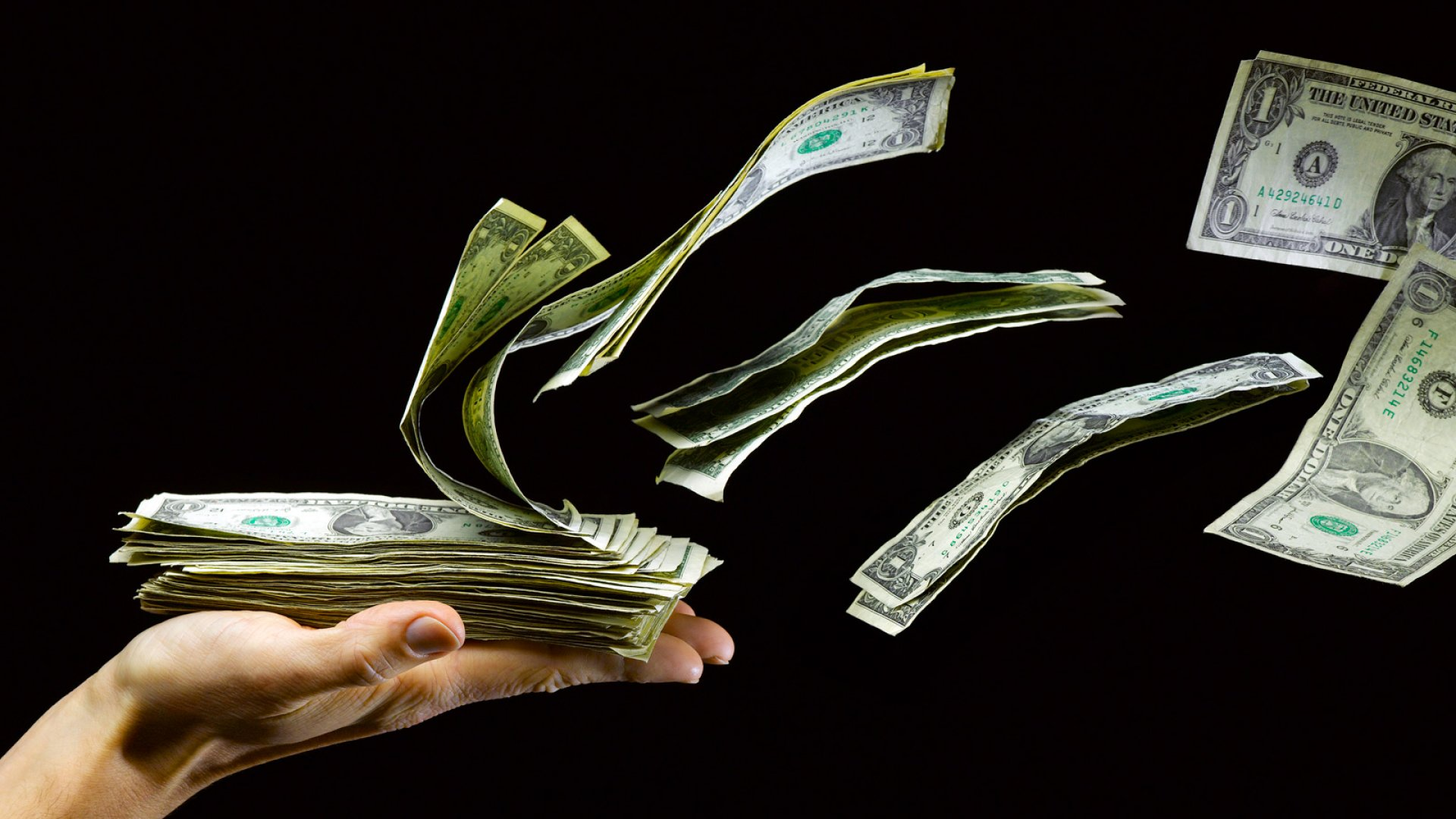 'Show Me the Money' Tips for Business Sellers