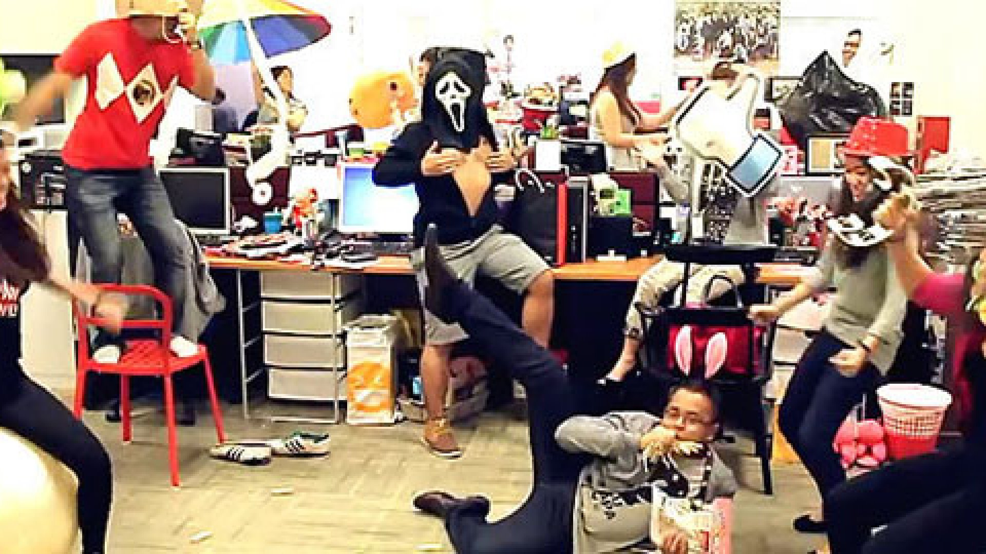 3 Things the 'Harlem Shake' Reveals About the Workplace