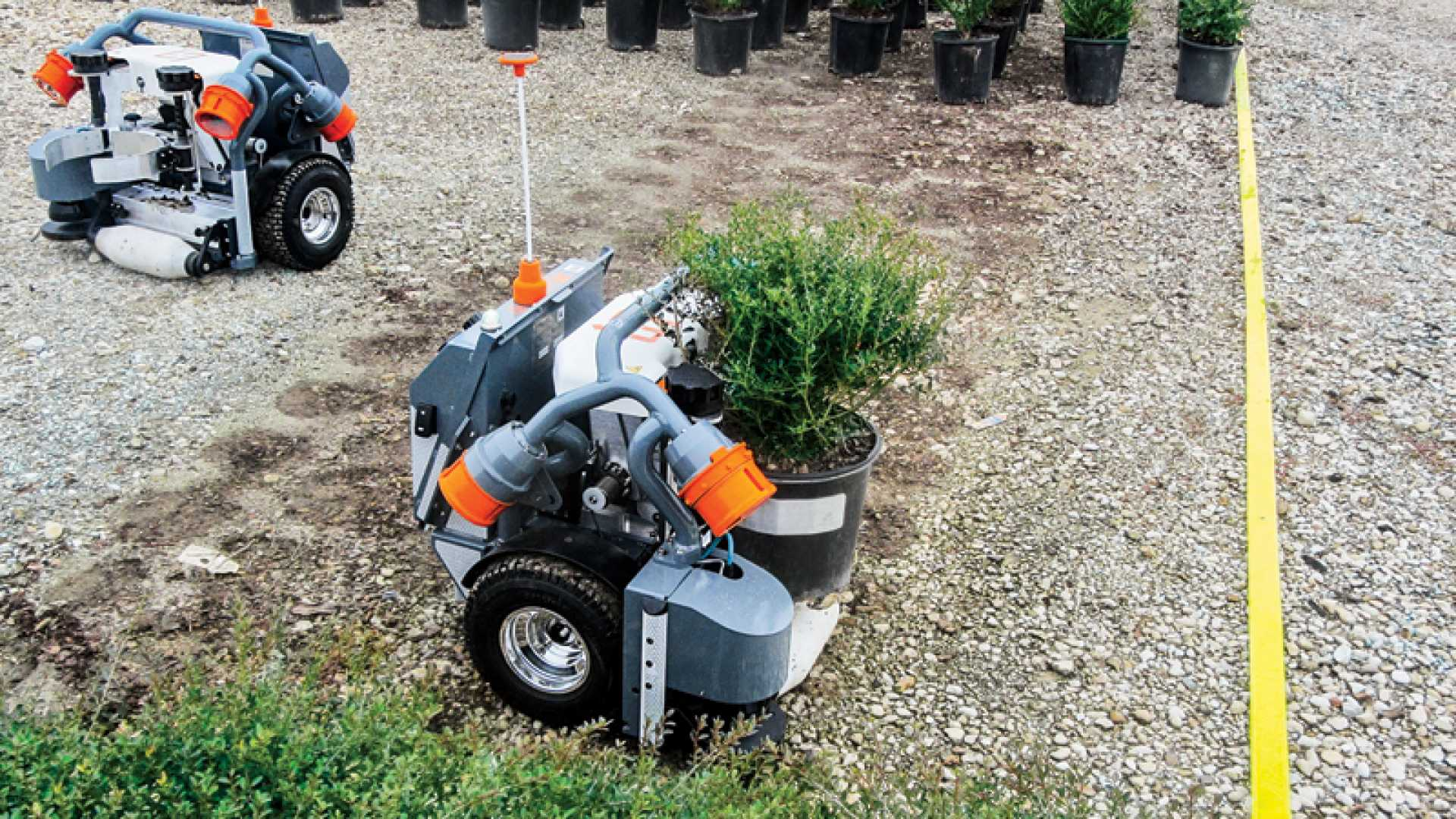 This Robot Might Take the Dirty Work Out of Farming