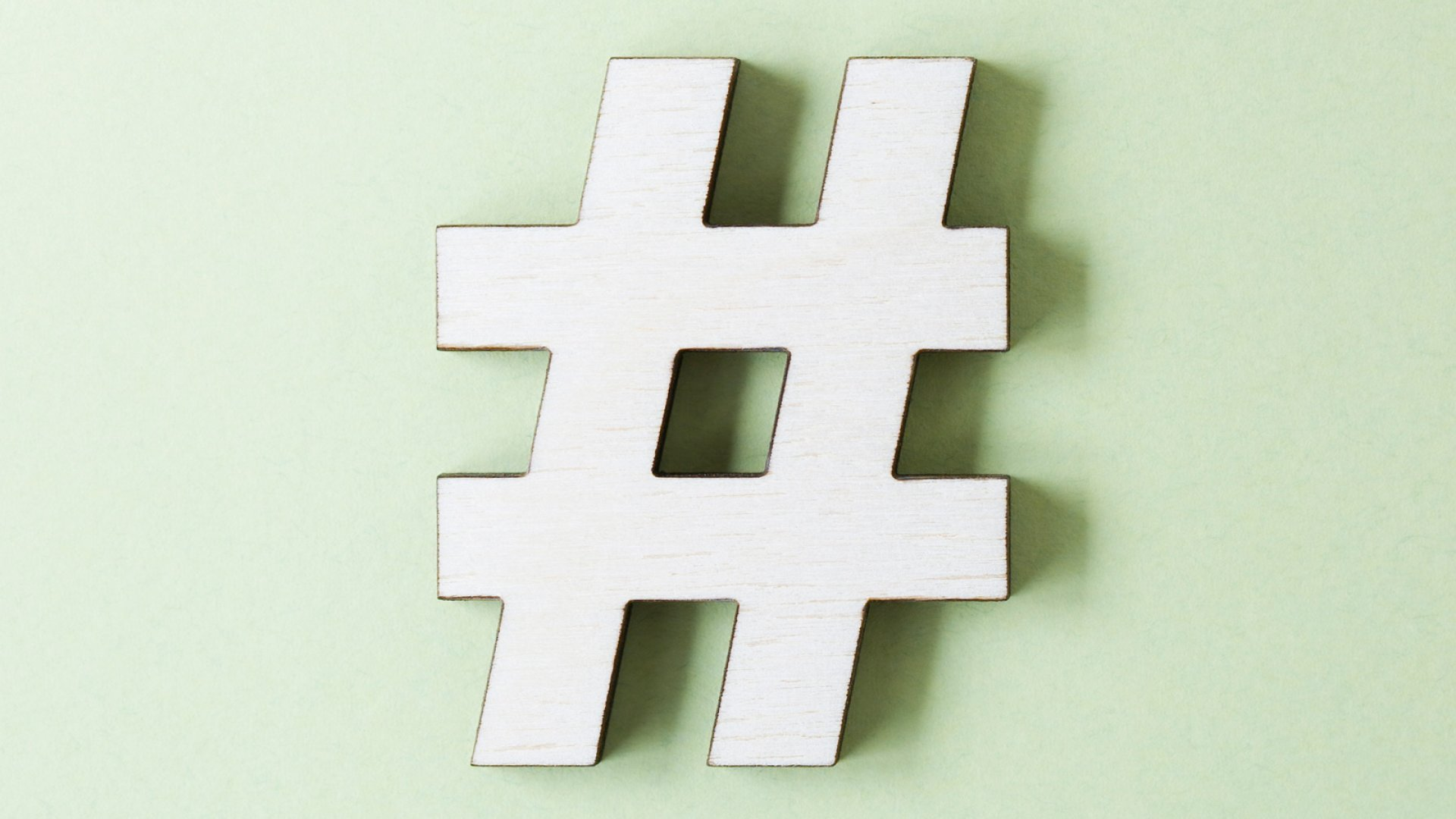 The Science Behind Using Hashtags: Number, Type, and More