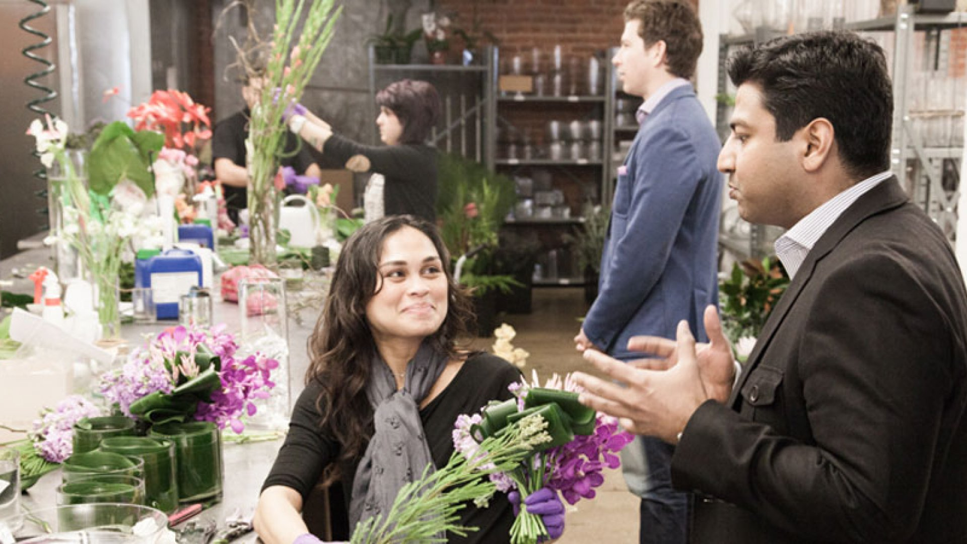 How 2 Software Guys Disrupted the Flower Business