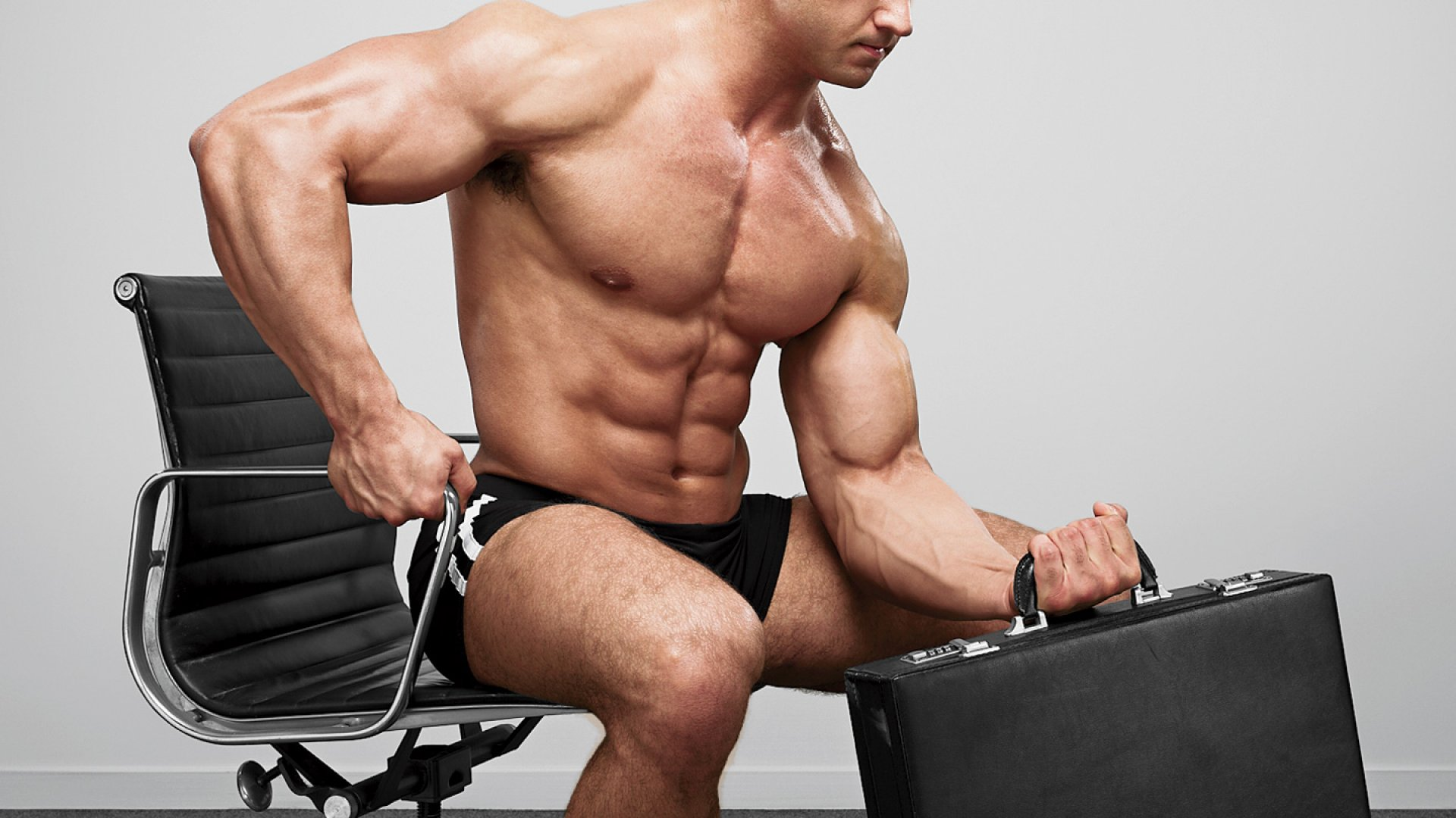 <b>GET PUMPED</b><br> Working out can actually improve brain function, studies show. aerobic exercise can even reverse some of the effects of aging.