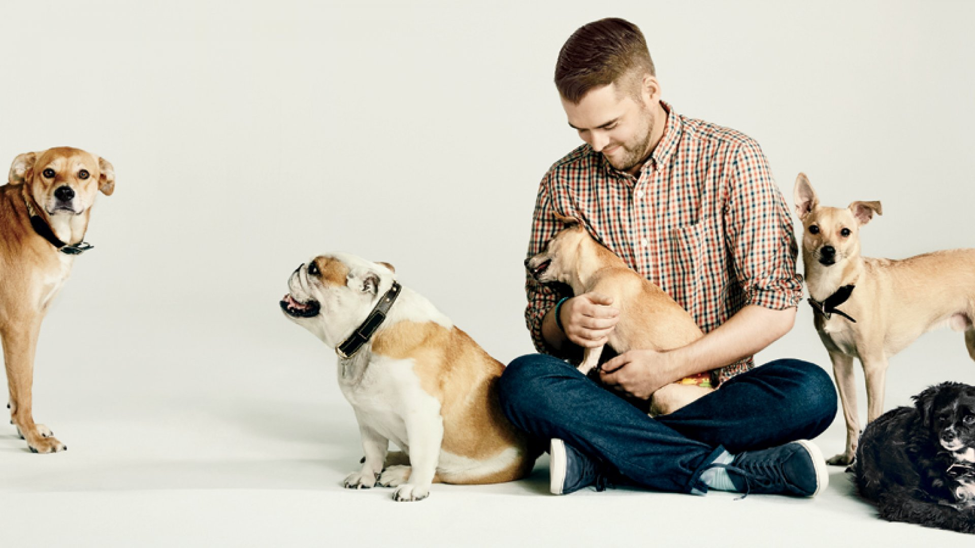 This Entrepreneur Saved His Puppy--and Launched a Company in the Process