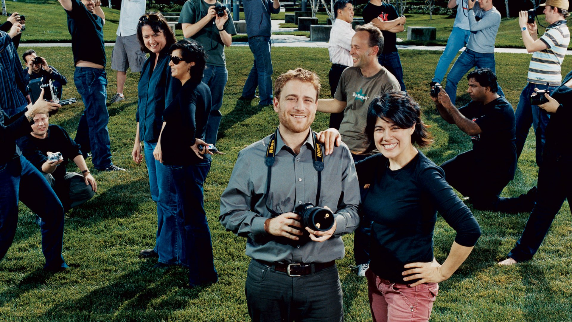 How We Did It: Stewart Butterfield and Caterina Fake, Co-founders, Flickr