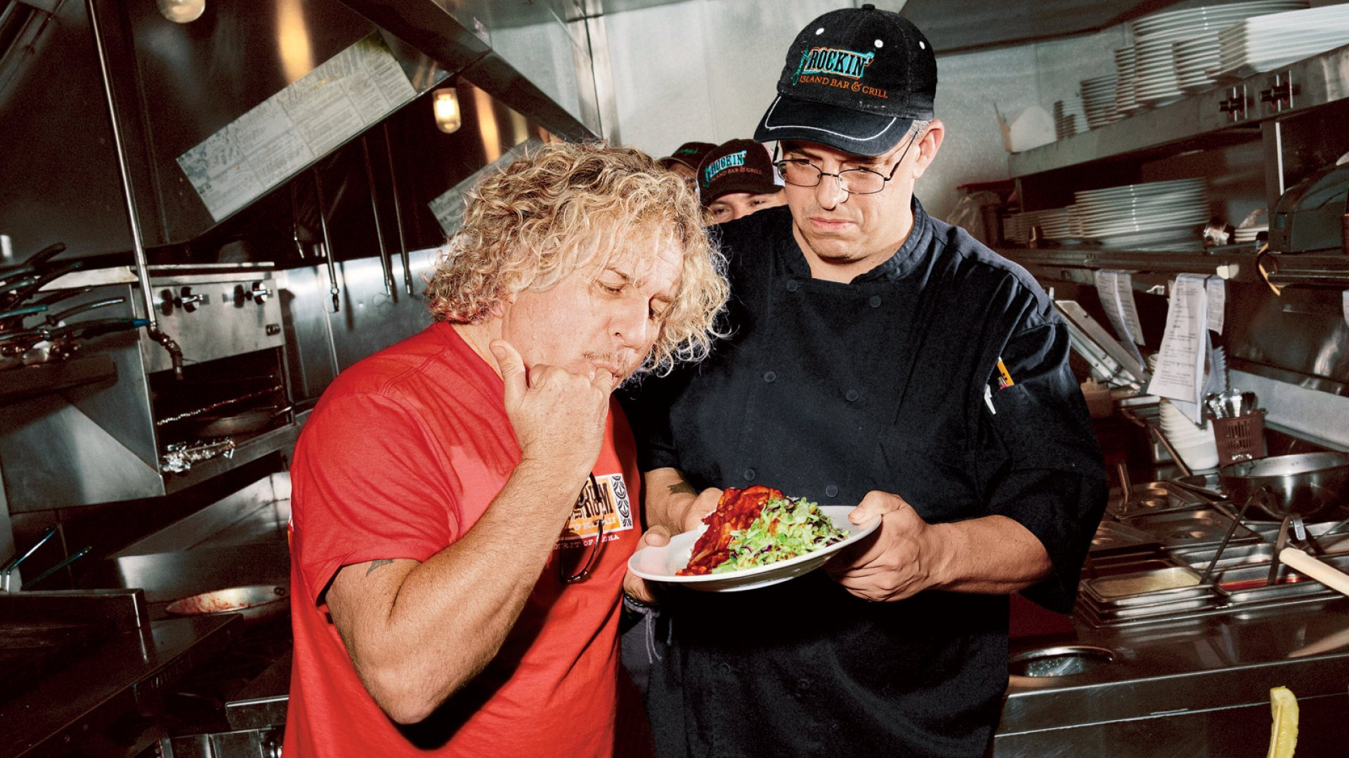 <b>PASS THE SALT</b><br>