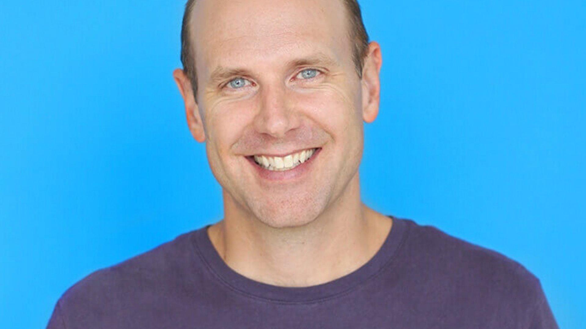 FreshBooks founder Mike McDerment.