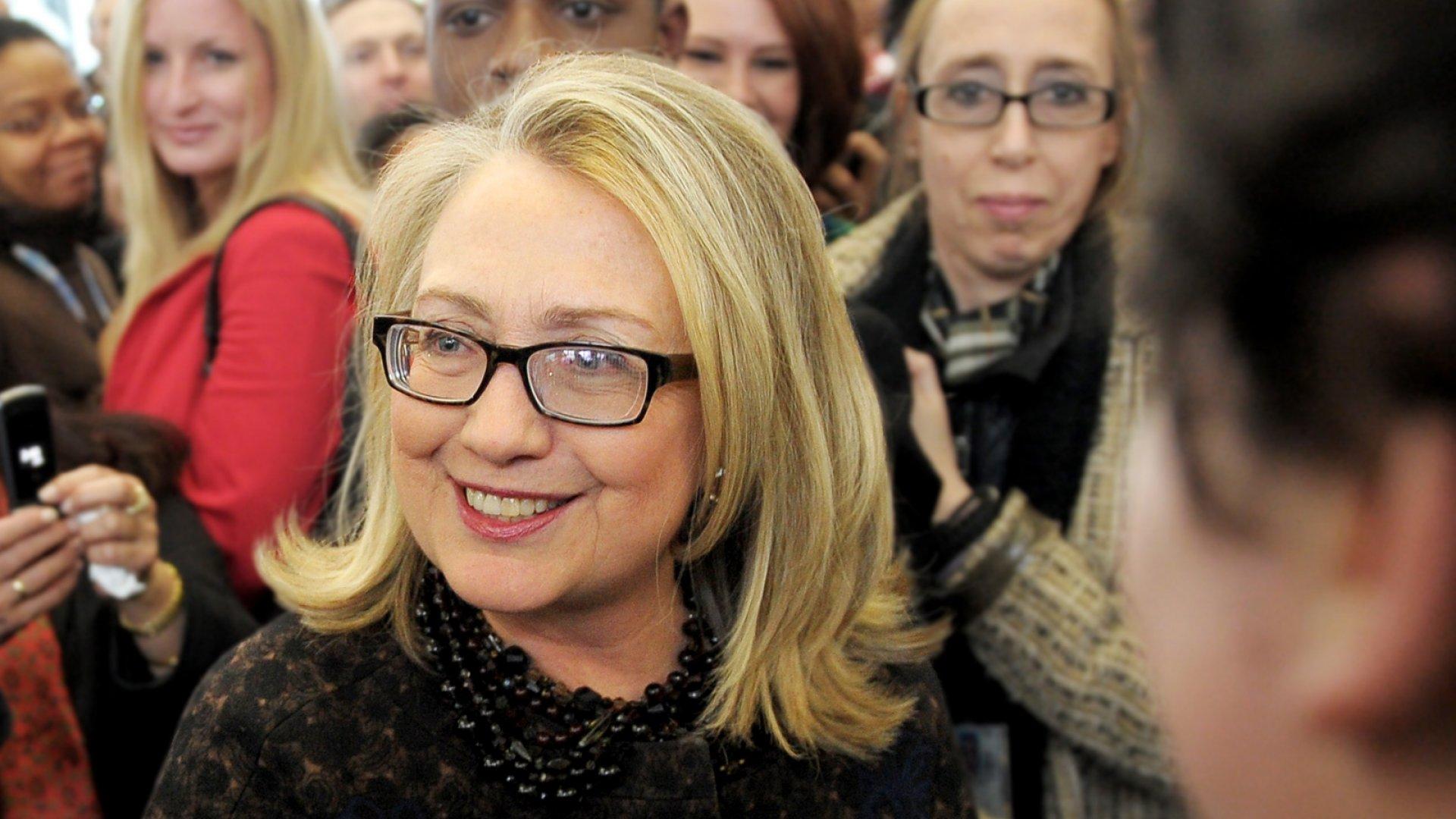 Entrepreneurs for Hillary in 2016? Really?